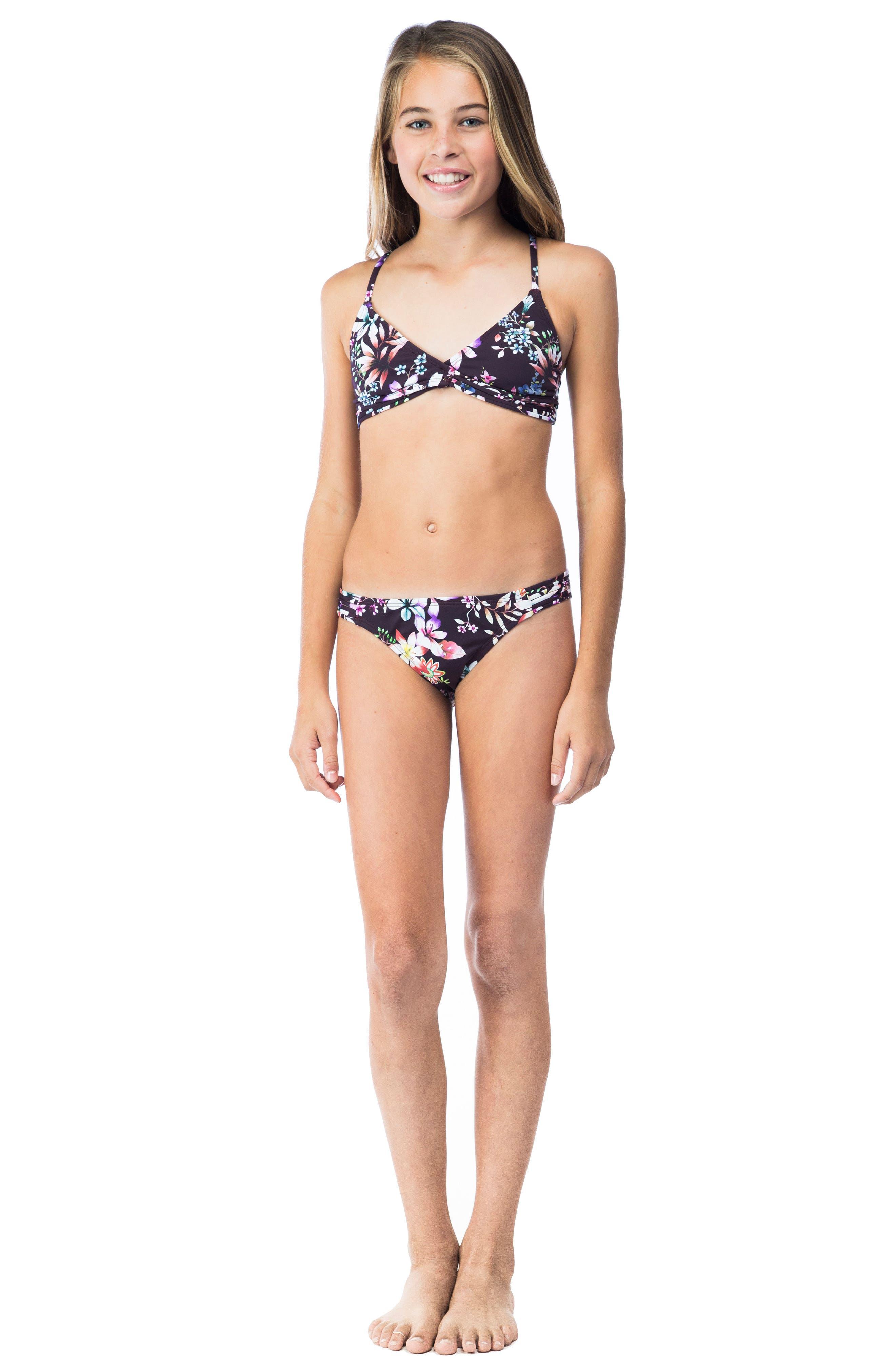 Tropi-Call-Me Two-Piece Swimsuit,                             Alternate thumbnail 2, color,                             001