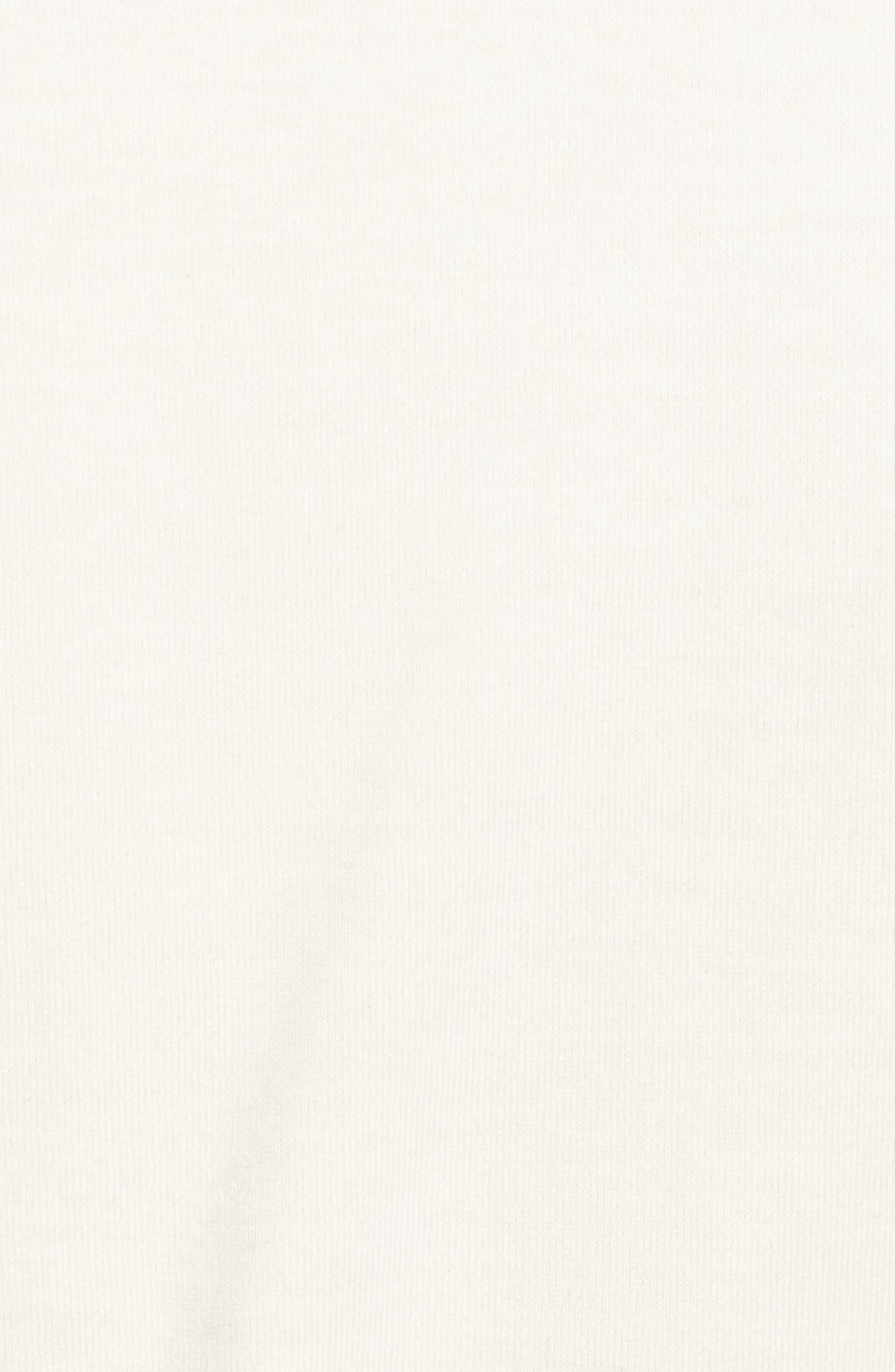 PUMA by Rihanna Graphic Crop Tank Top,                             Alternate thumbnail 5, color,                             100