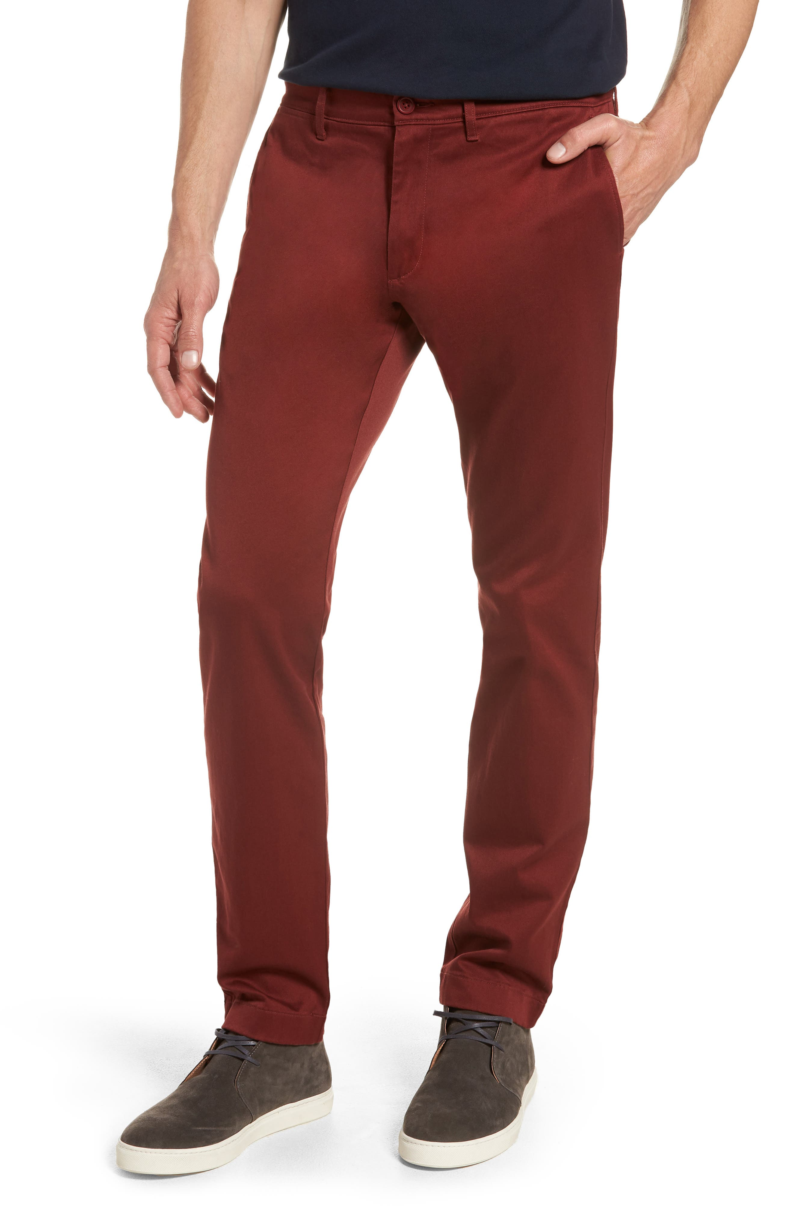 484 Slim Fit Stretch Chino Pants,                             Main thumbnail 7, color,
