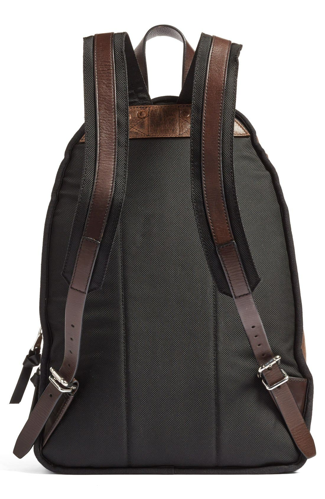 'Gibson' Suede Backpack,                             Alternate thumbnail 2, color,                             205