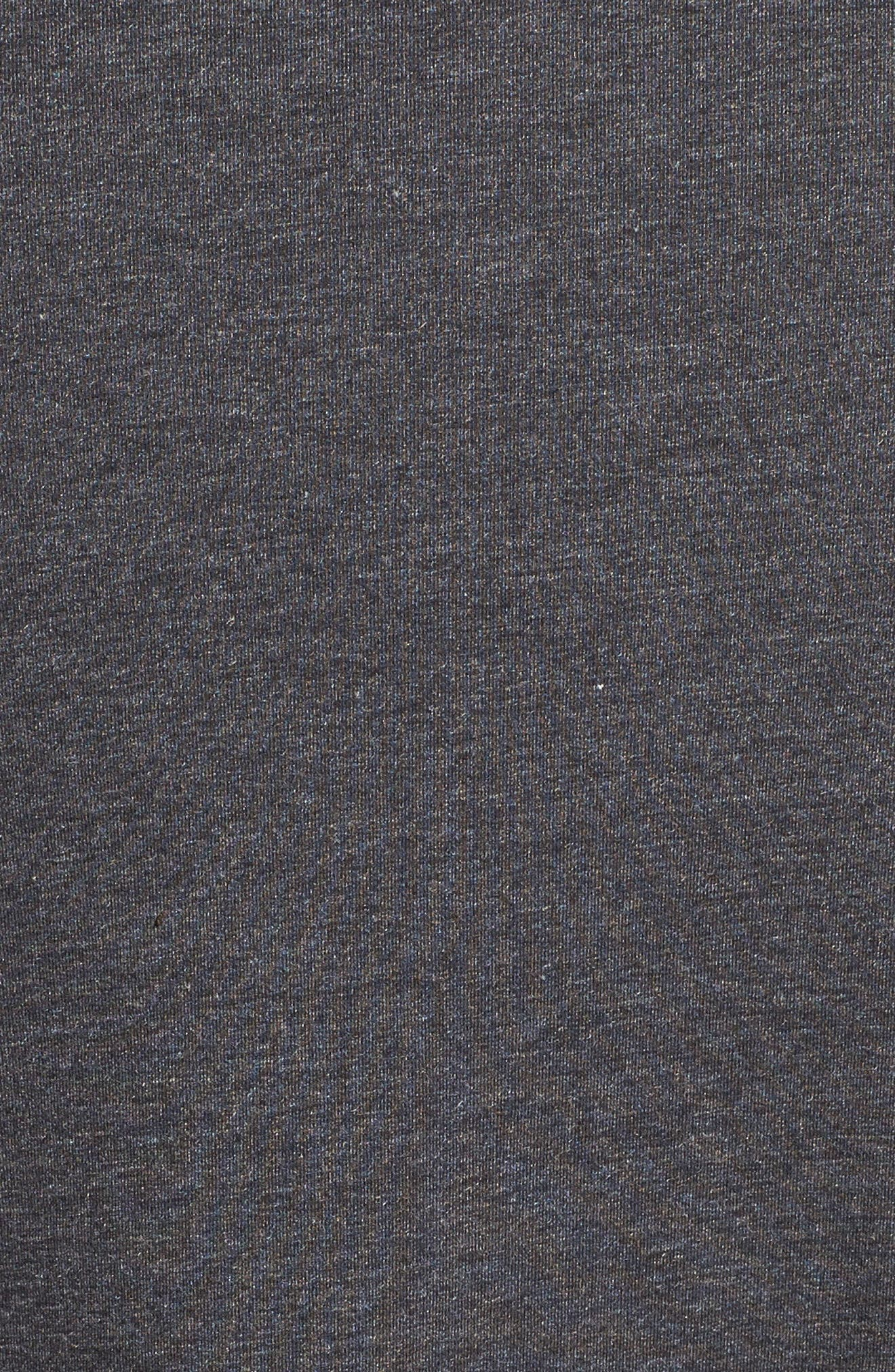'Sportstyle' Charged Cotton<sup>®</sup> Loose Fit Logo T-Shirt,                             Alternate thumbnail 2, color,                             BLACK/ STEEL