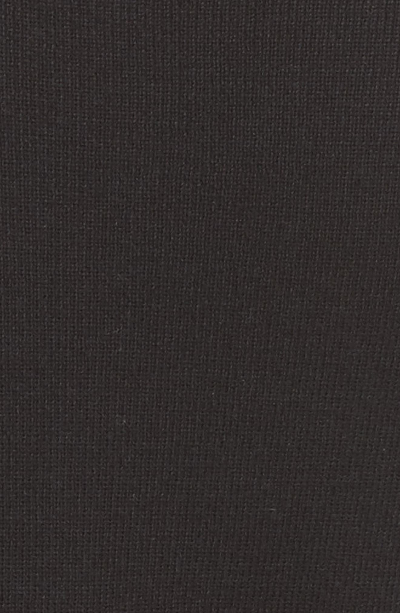 Bell Sleeve Rib Sweater,                             Alternate thumbnail 17, color,