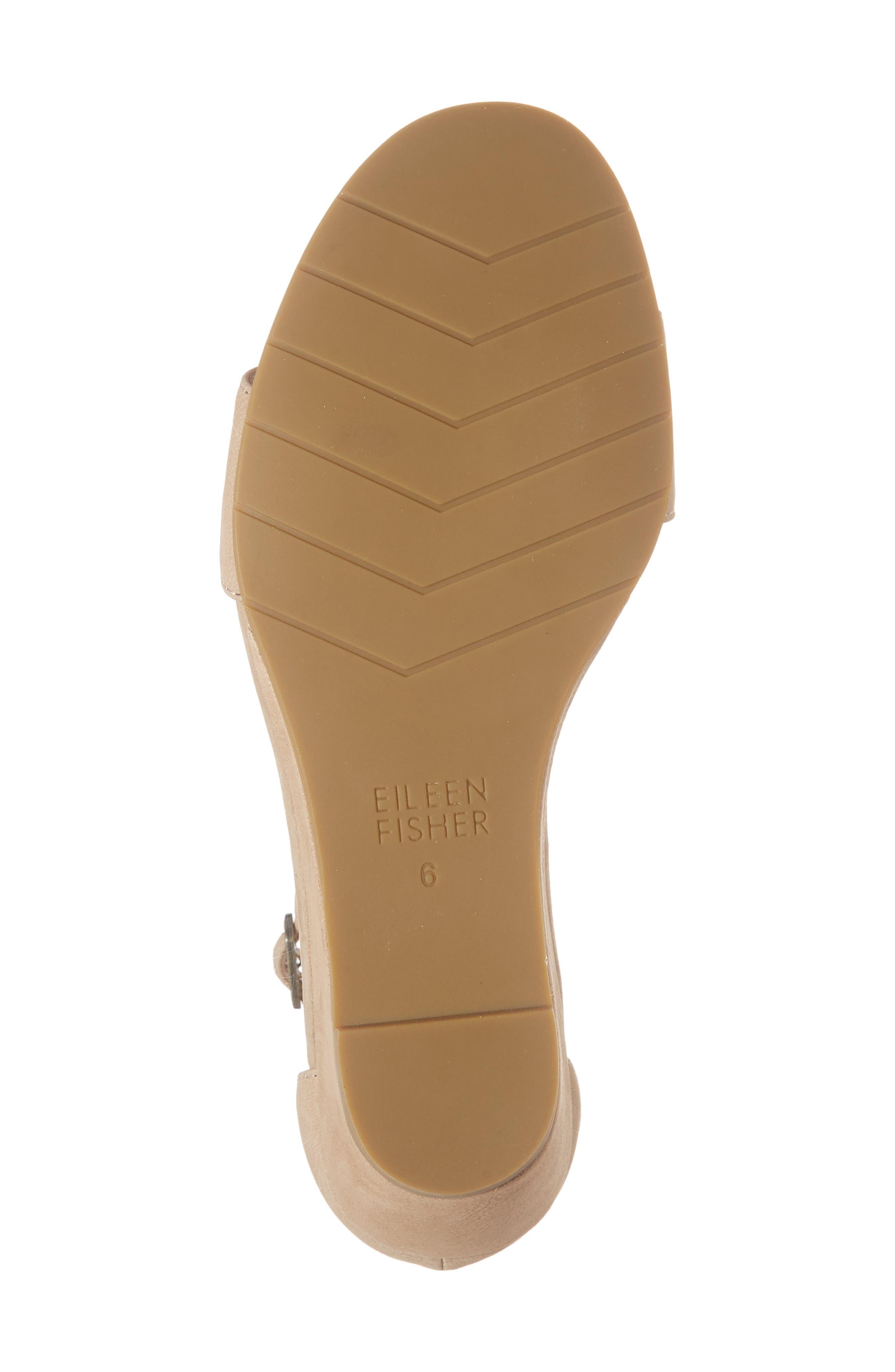 Mara Ankle Strap Wedge Sandal,                             Alternate thumbnail 23, color,