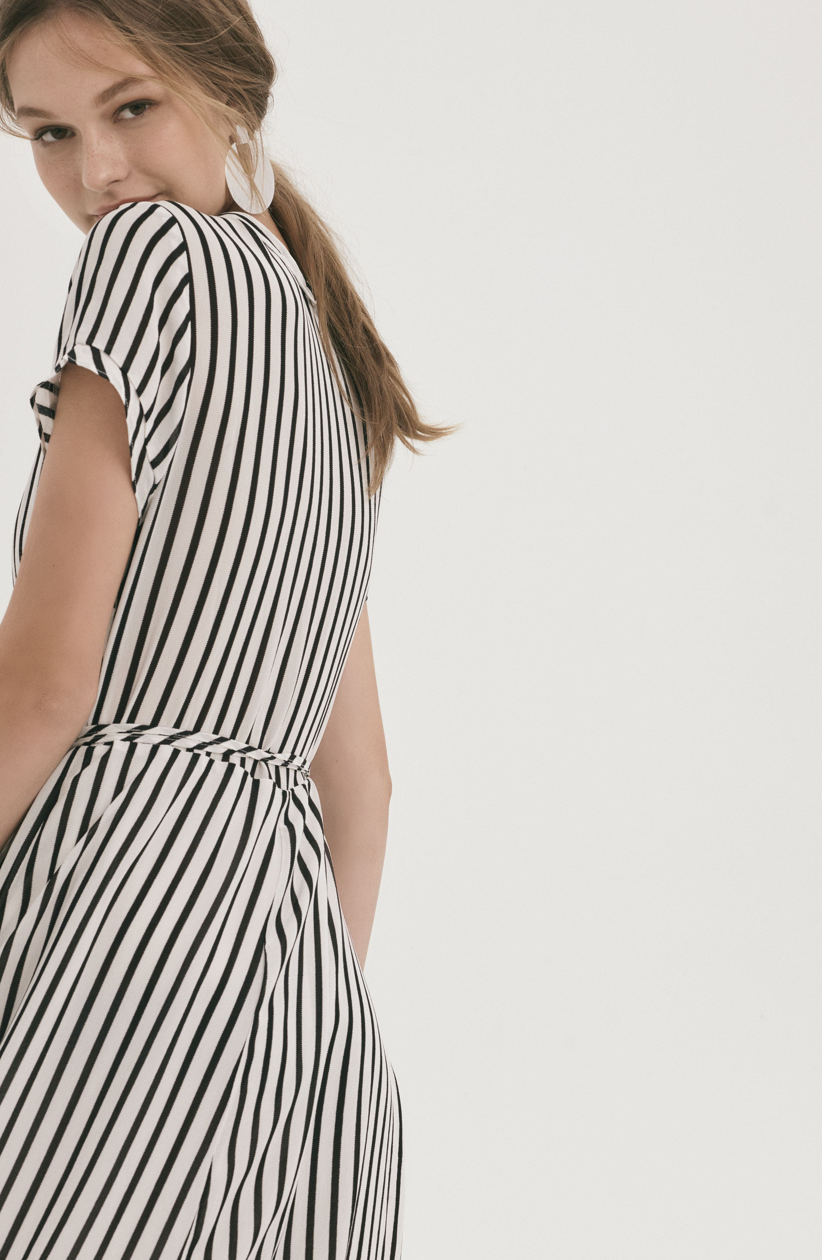 Adie Maxi Wrap Dress,                             Alternate thumbnail 11, color,                             013