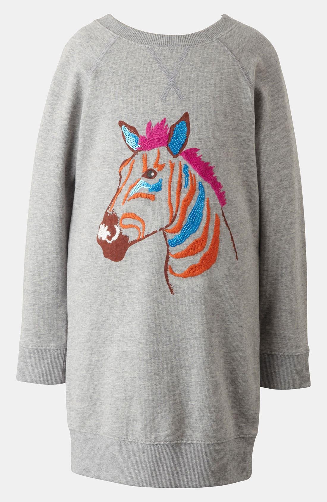 Embellished Sweater Dress,                         Main,                         color, 054