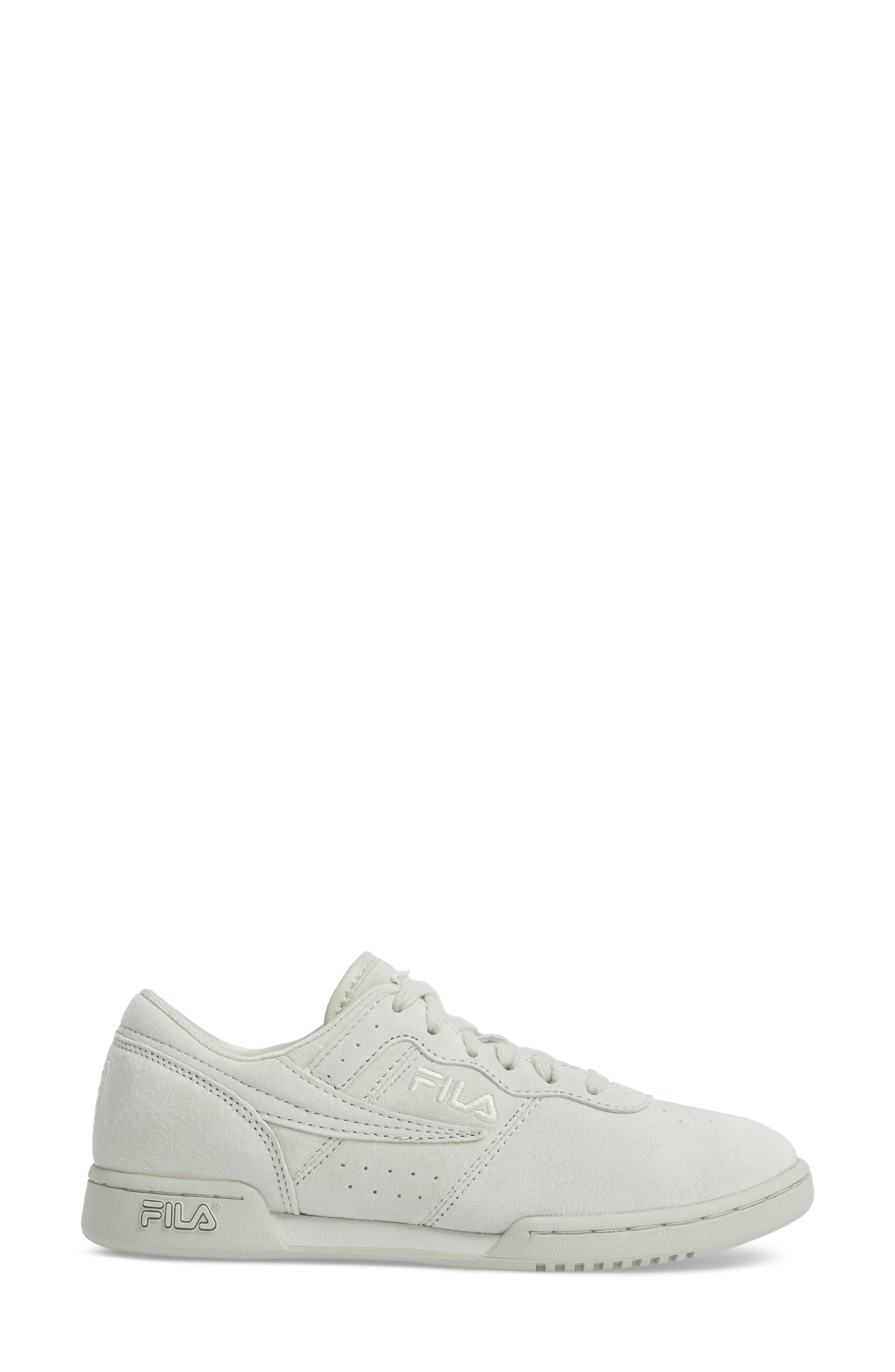 Original Fitness Premium Sneaker,                             Alternate thumbnail 3, color,                             050