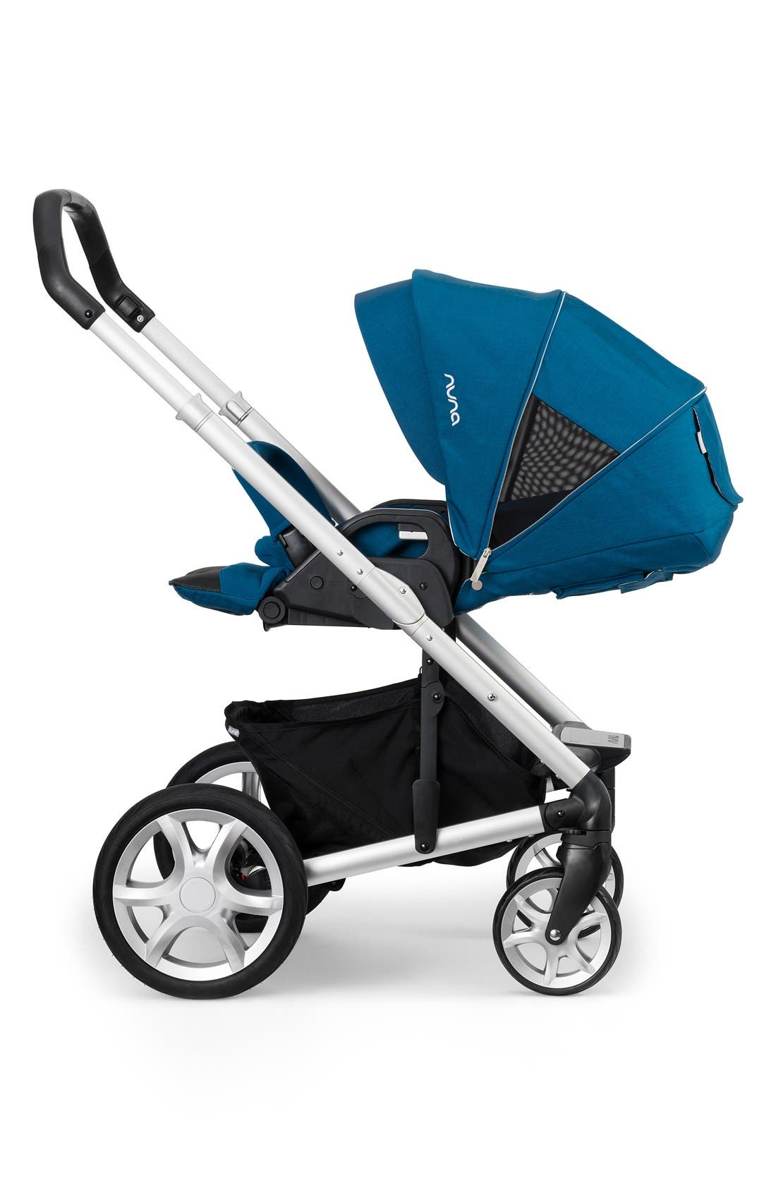 'MIXX<sup>™</sup>' Three Mode Stroller with All Terrain Tires,                             Alternate thumbnail 4, color,                             400