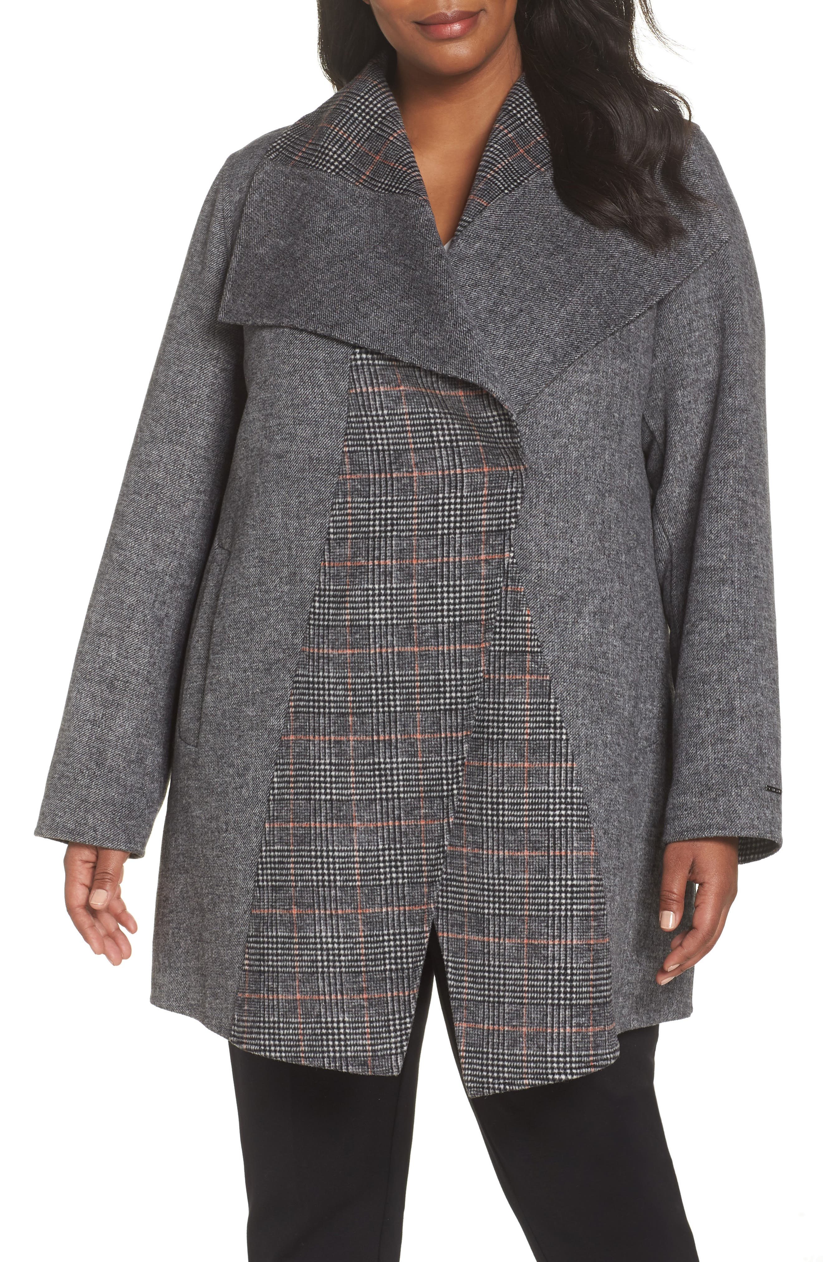 Nicky Oversize Coat,                         Main,                         color, 026