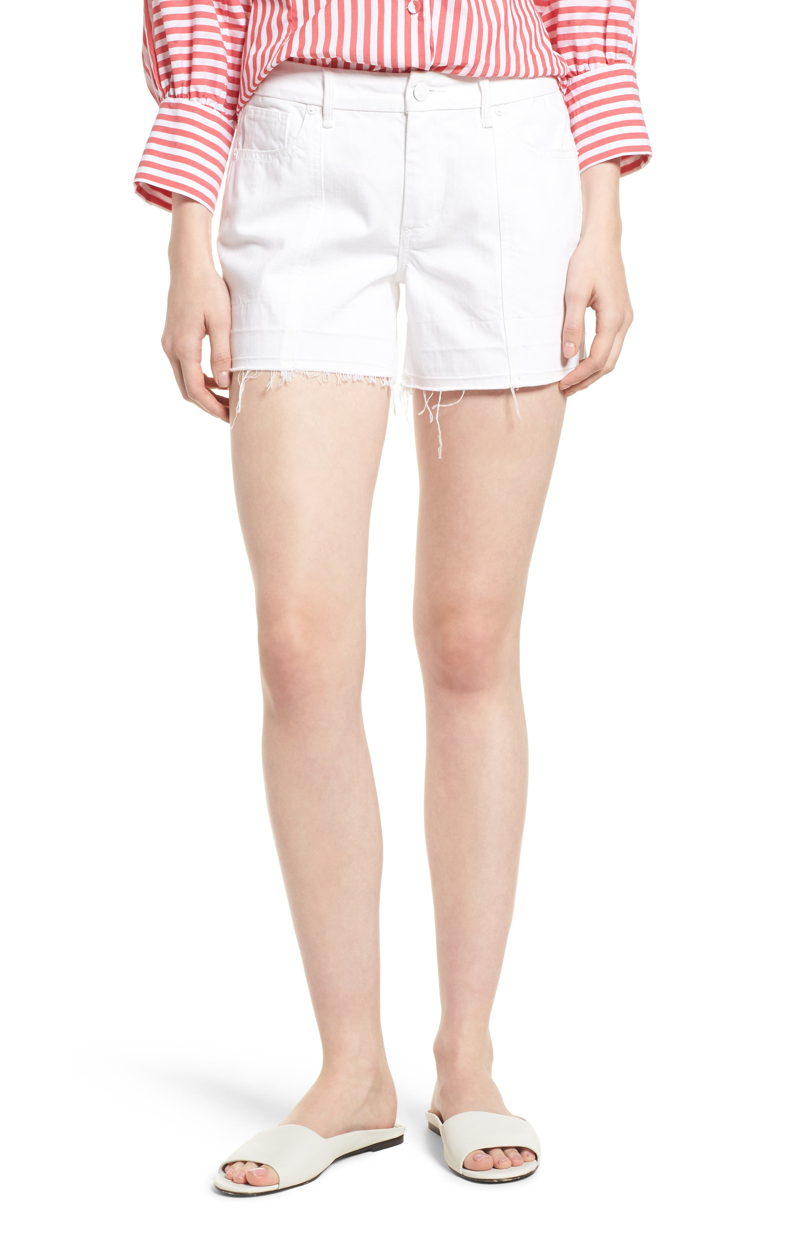 Crosby Release Hem Shorts,                         Main,                         color, 165
