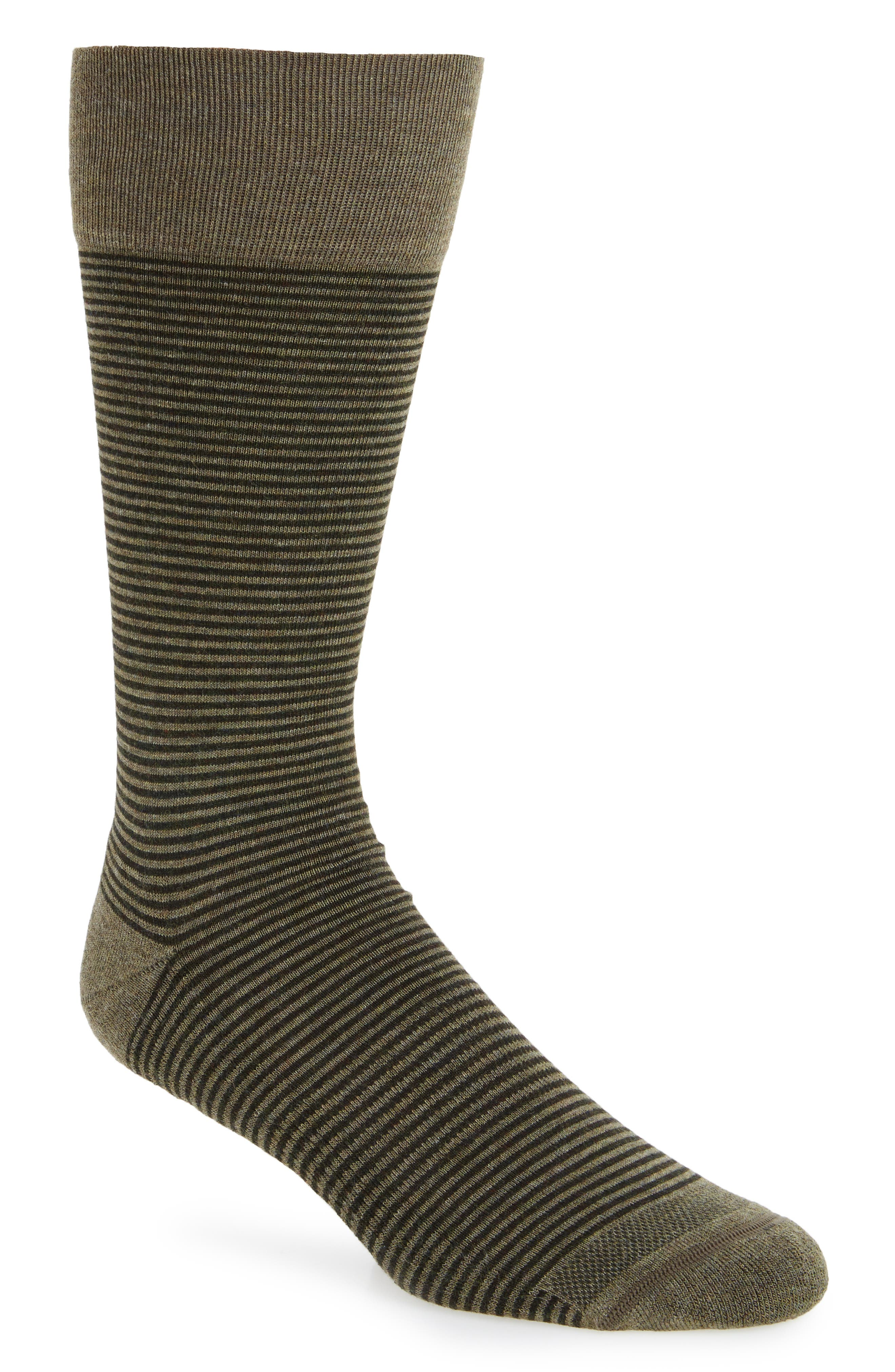 Feeder Stripe Socks,                             Alternate thumbnail 23, color,