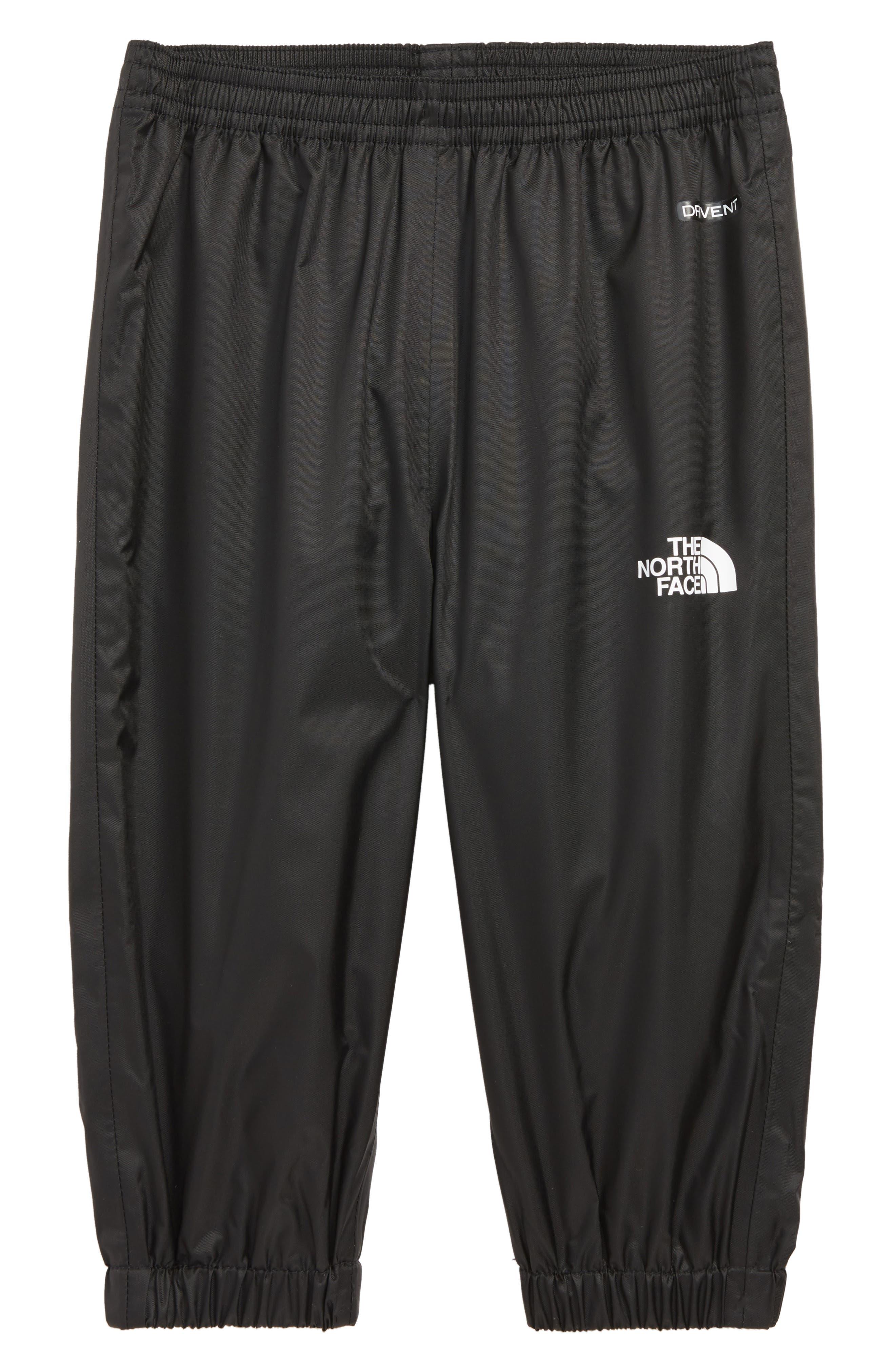 Zipline Rain Pants, Main, color, TNF BLACK