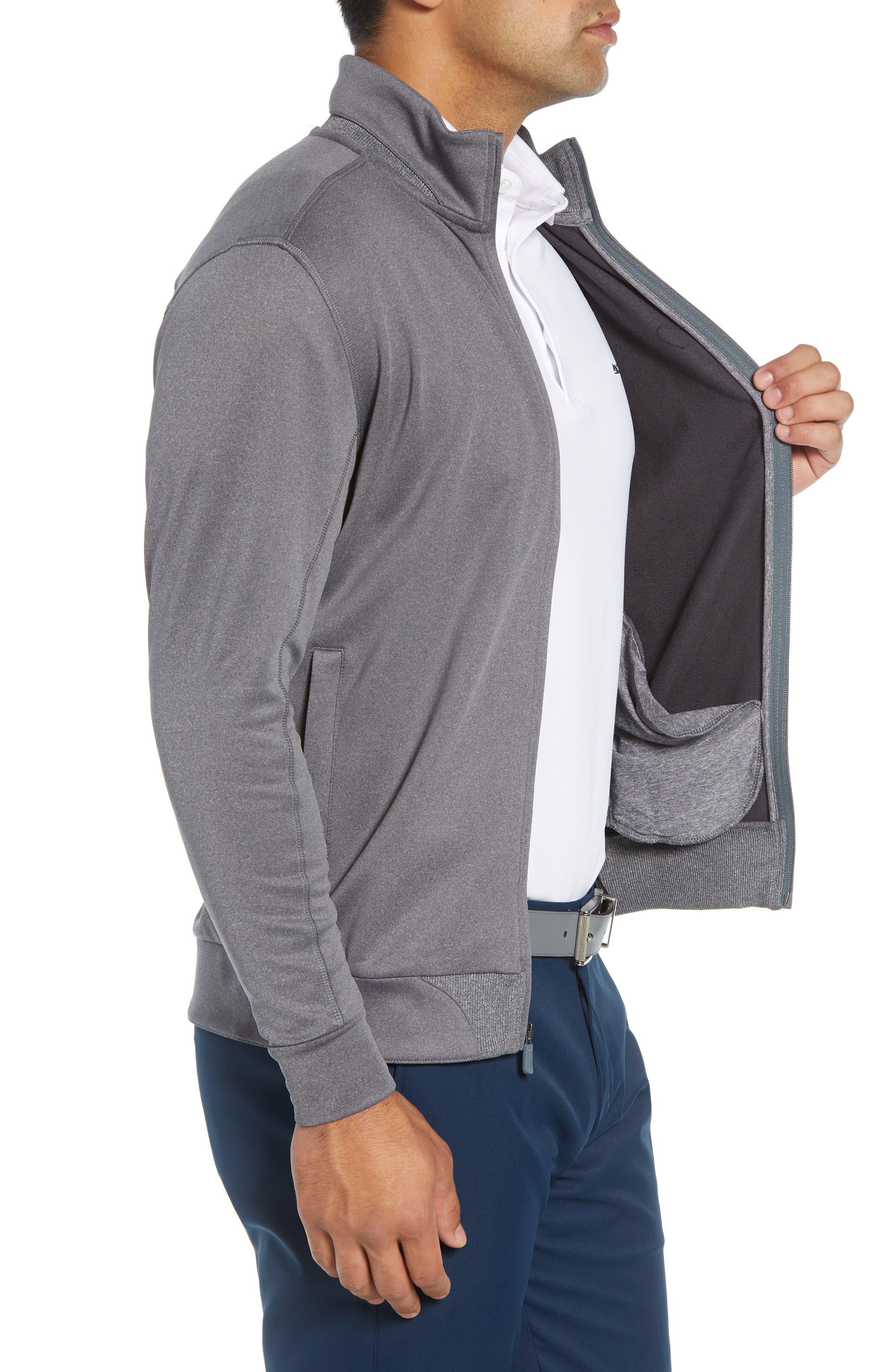 XH20 Denali Performance Jacket,                             Alternate thumbnail 3, color,                             GRAPHITE
