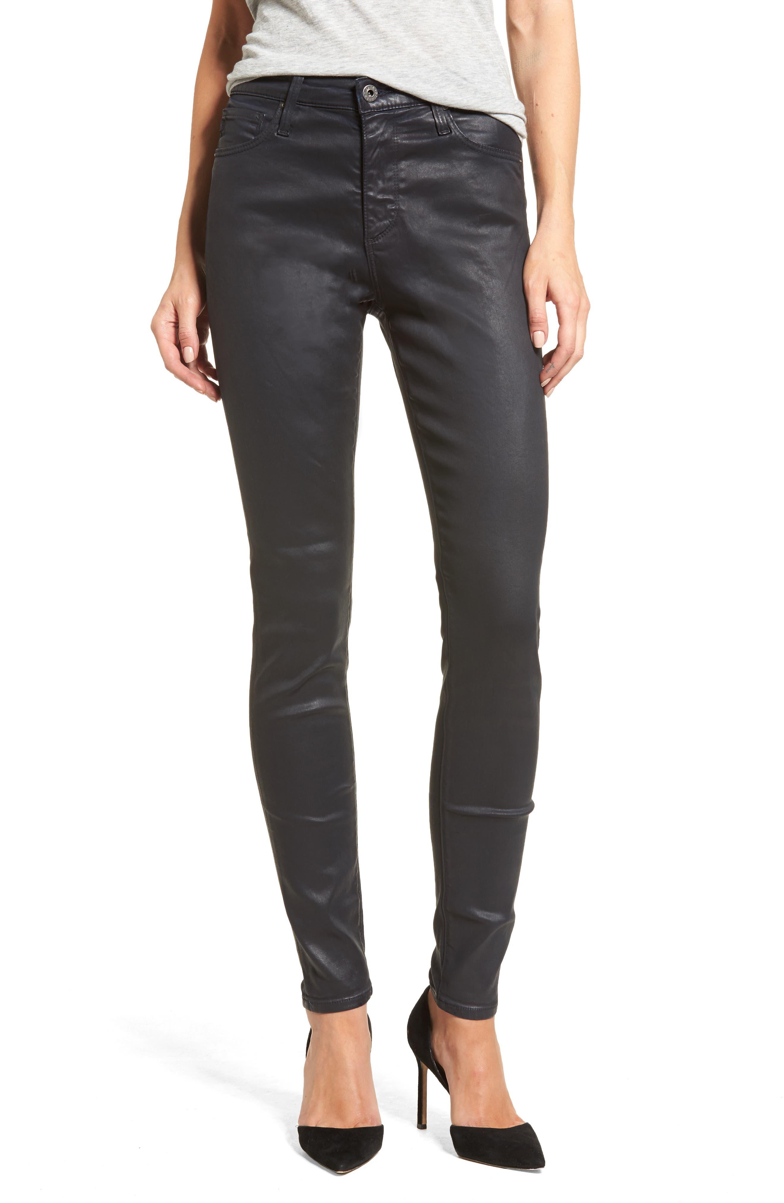 The Farrah High Rise Skinny Jeans,                             Main thumbnail 2, color,