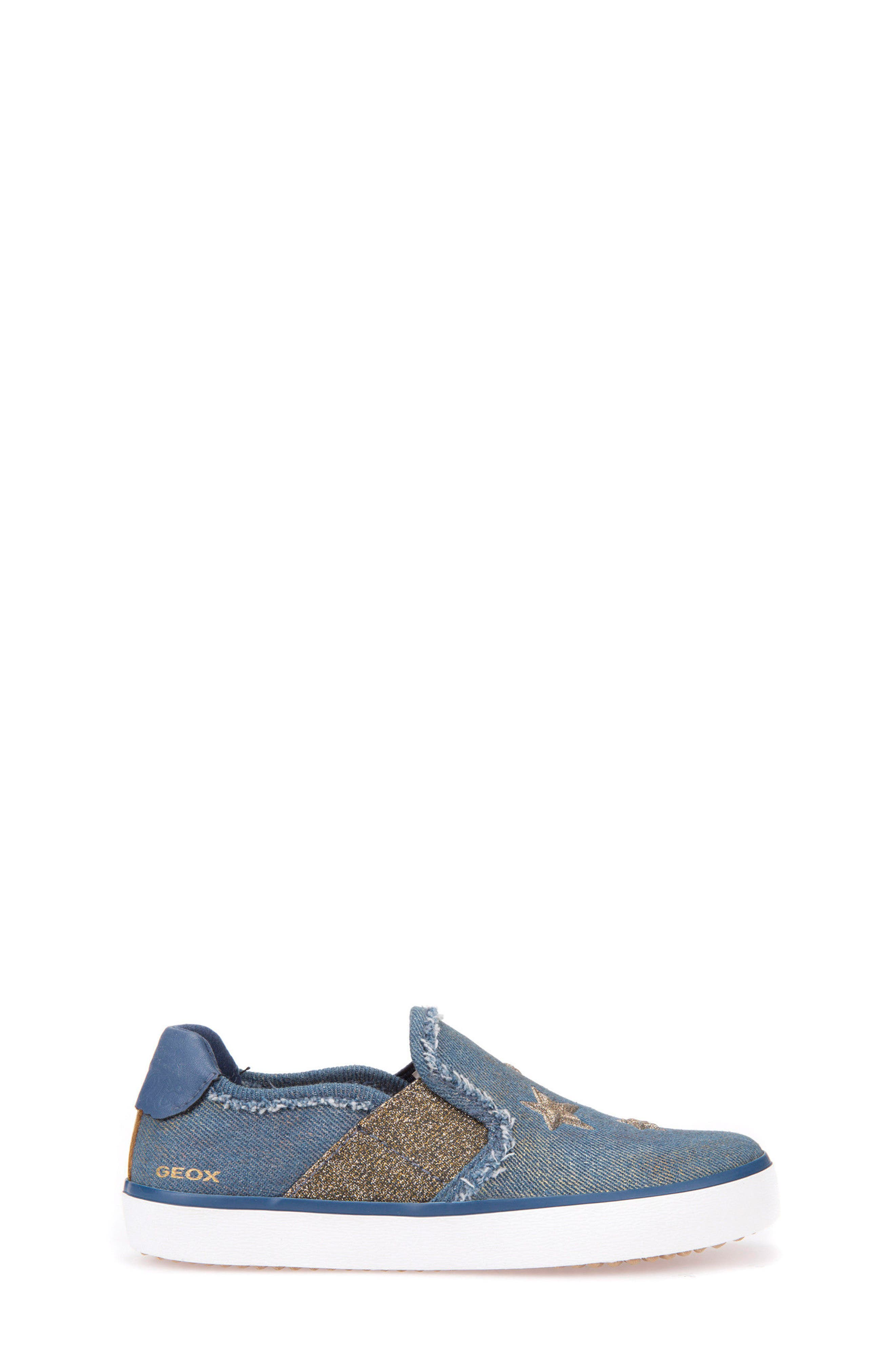 Kilwi Slip-On Sneaker,                             Alternate thumbnail 3, color,                             AVIO