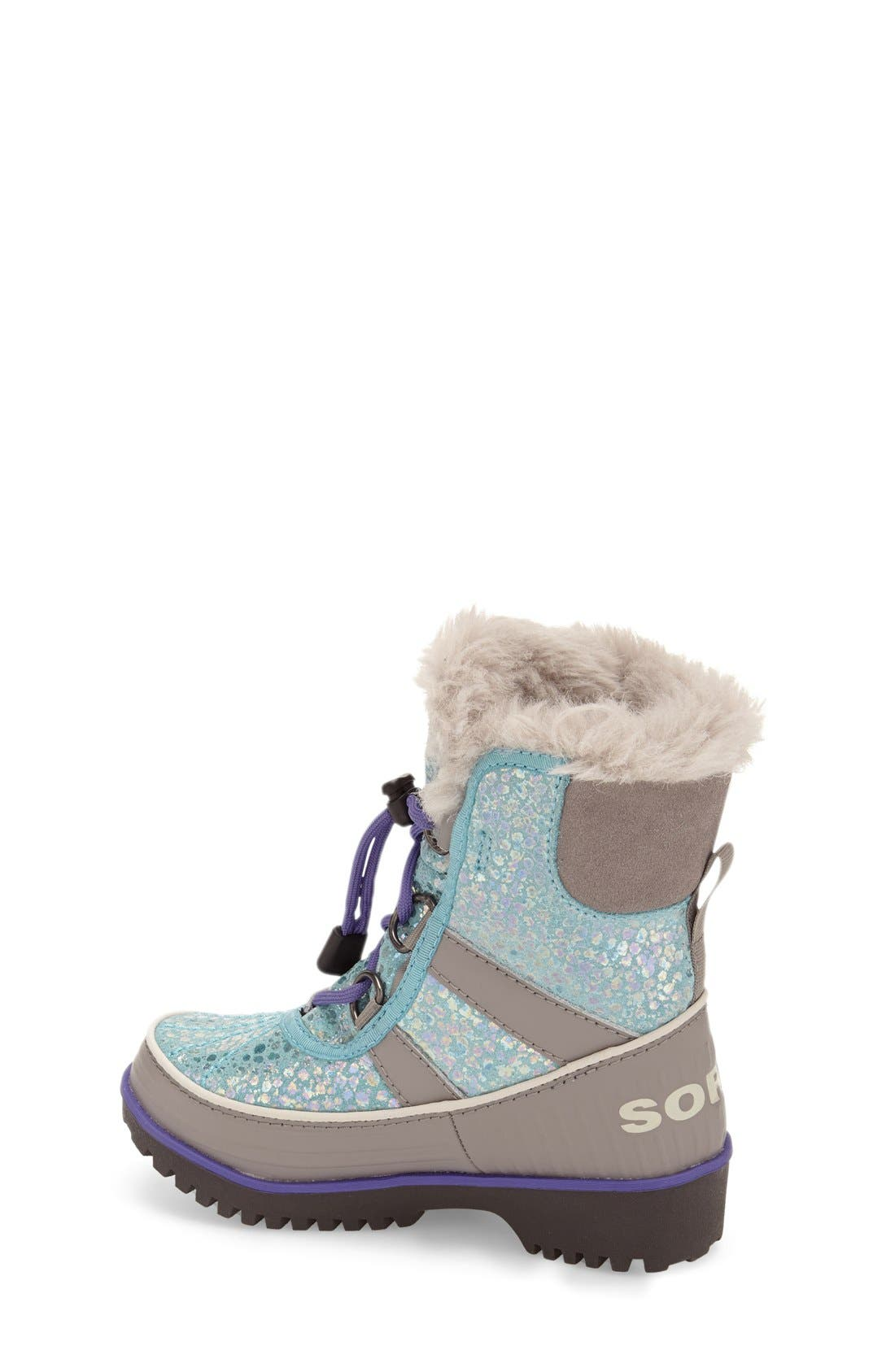 SOREL,                             'Tivoli II' Waterproof Snow Boot,                             Alternate thumbnail 4, color,                             546
