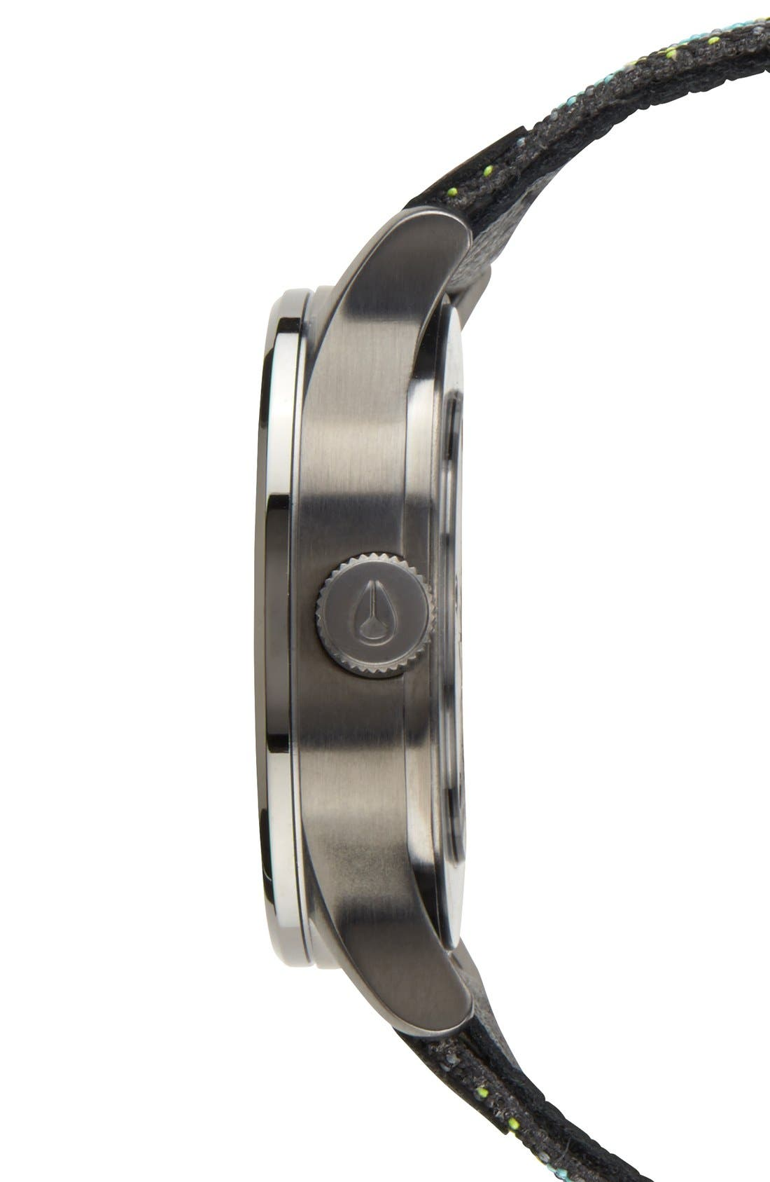 'The Sentry 38' Leather Strap Watch, 38mm,                             Alternate thumbnail 29, color,