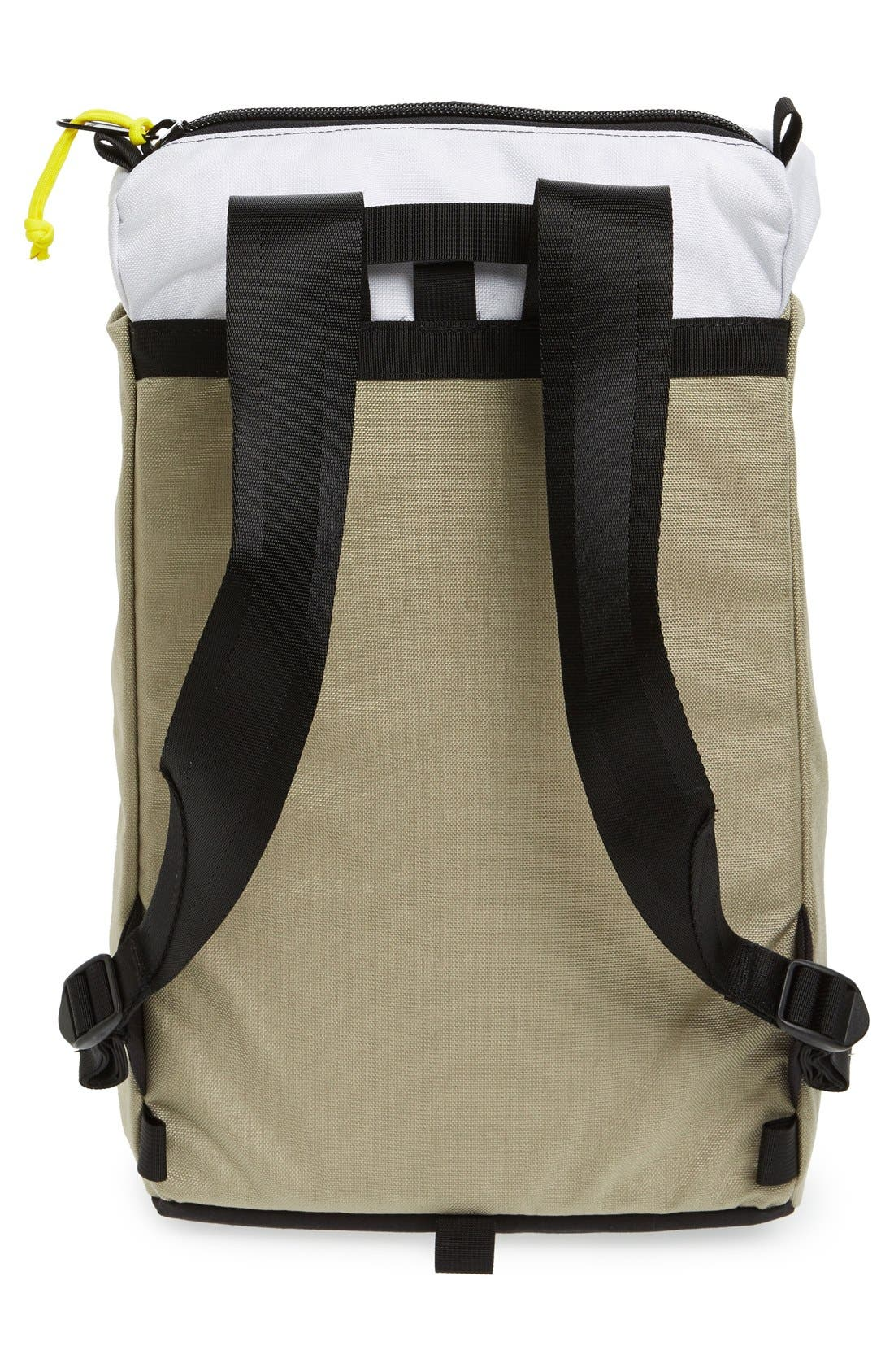 TOPO DESIGNS,                             'Y-Pack' Backpack,                             Alternate thumbnail 4, color,                             031