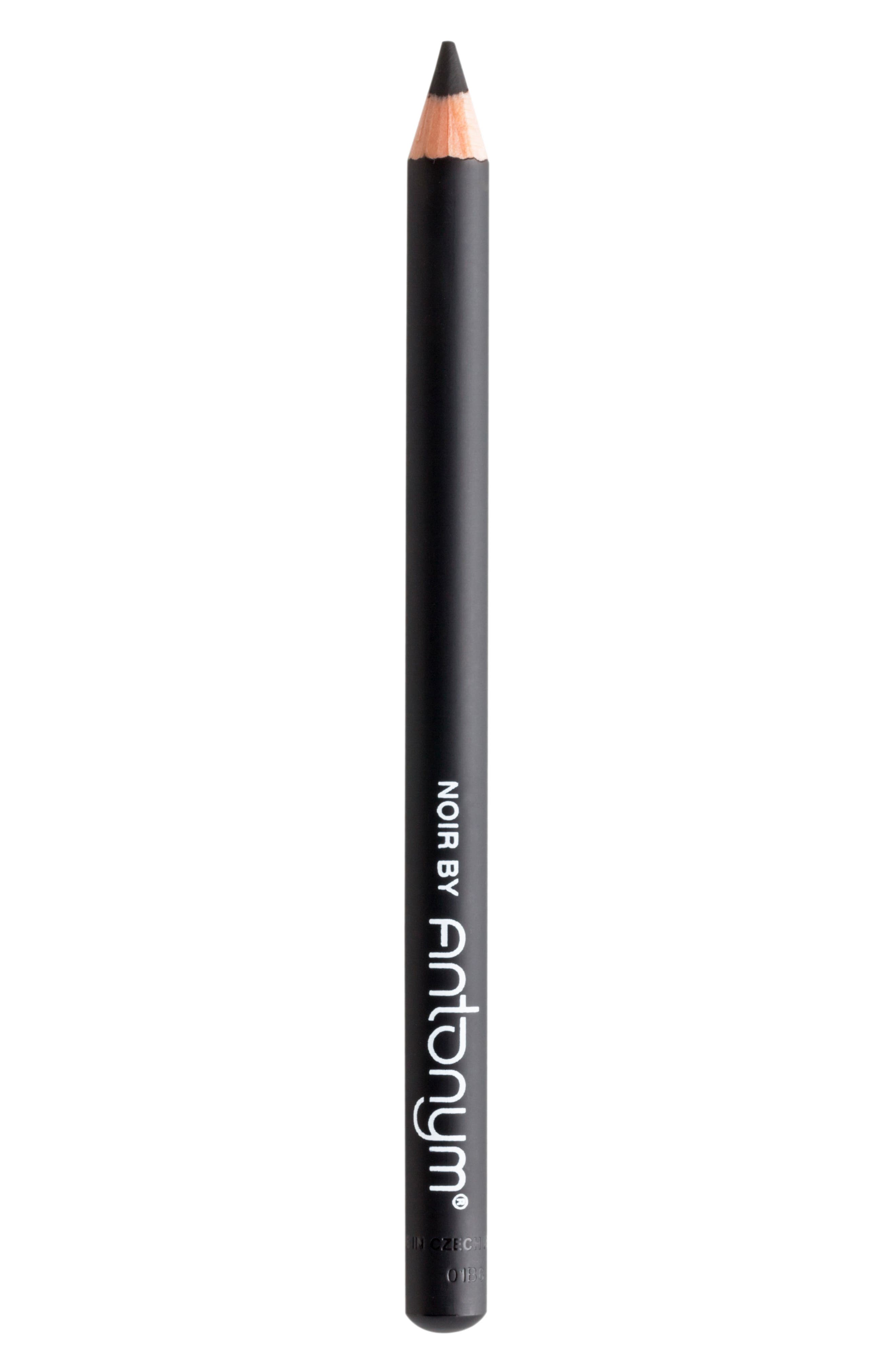 Natural Waterproof Eye Pencil,                             Alternate thumbnail 2, color,                             001
