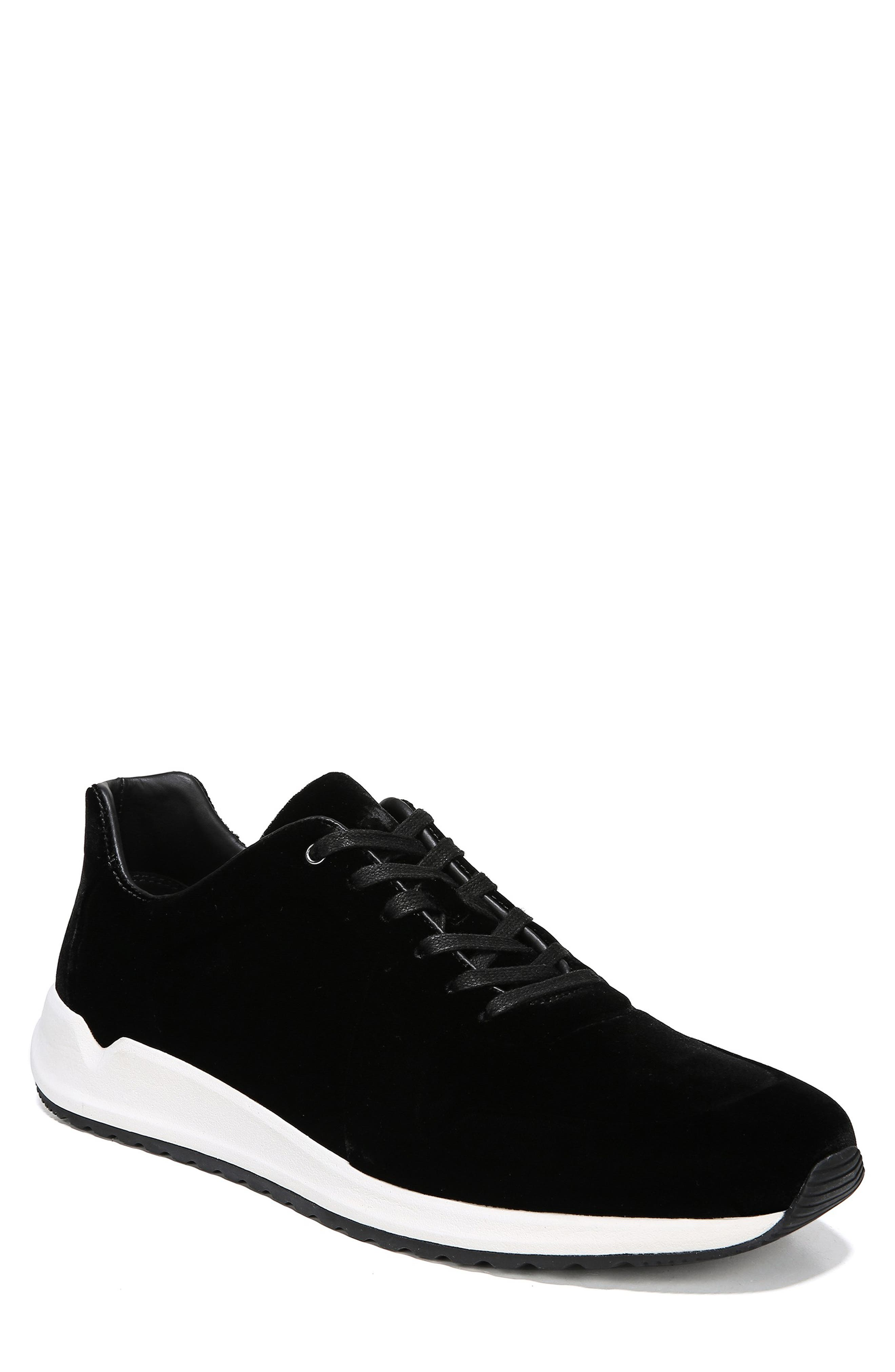 Garret Sneaker,                         Main,                         color, BLACK