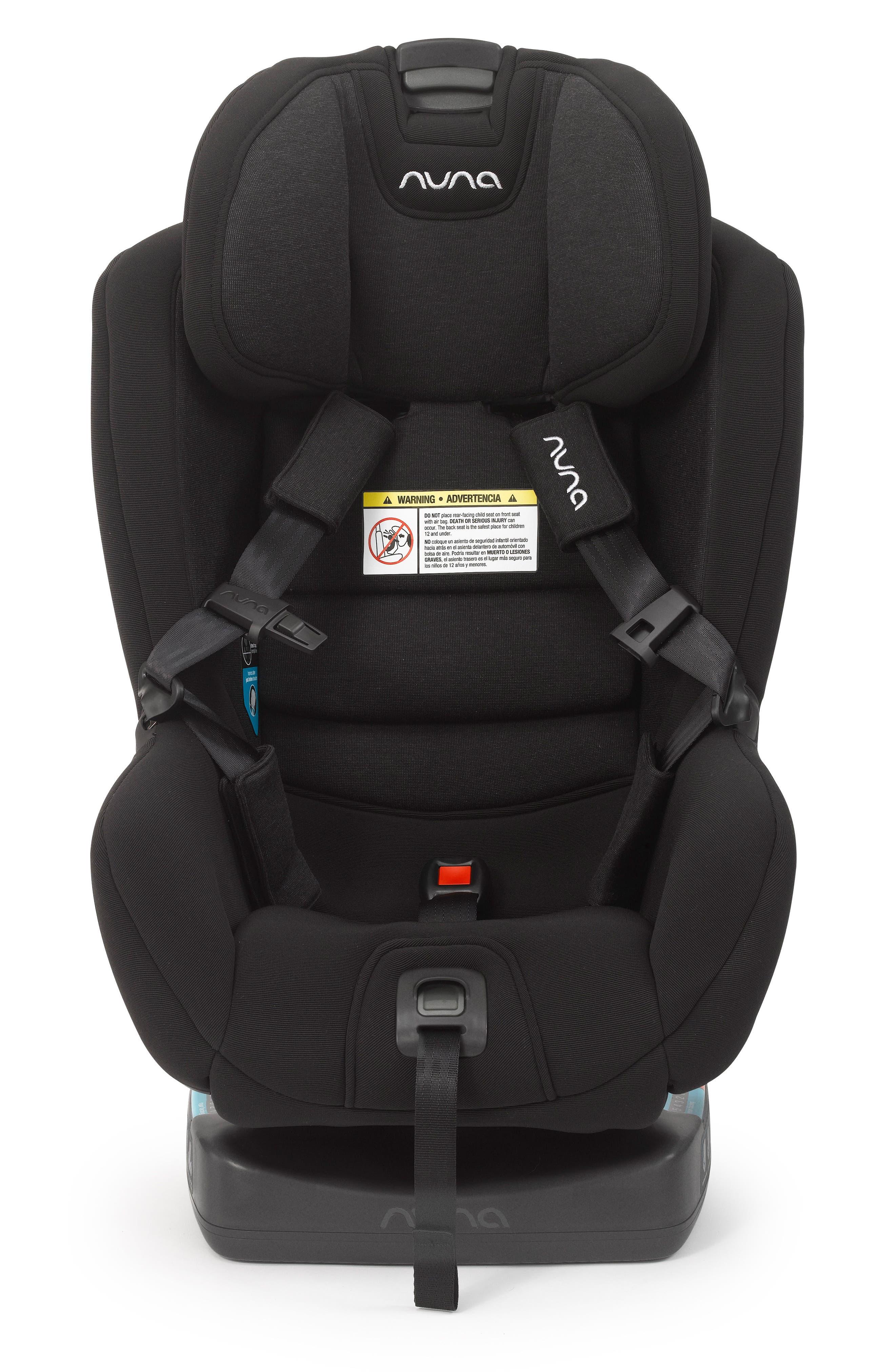 NUNA,                             RAVA<sup>™</sup> Convertible Car Seat,                             Alternate thumbnail 12, color,                             VERONA CAVIAR