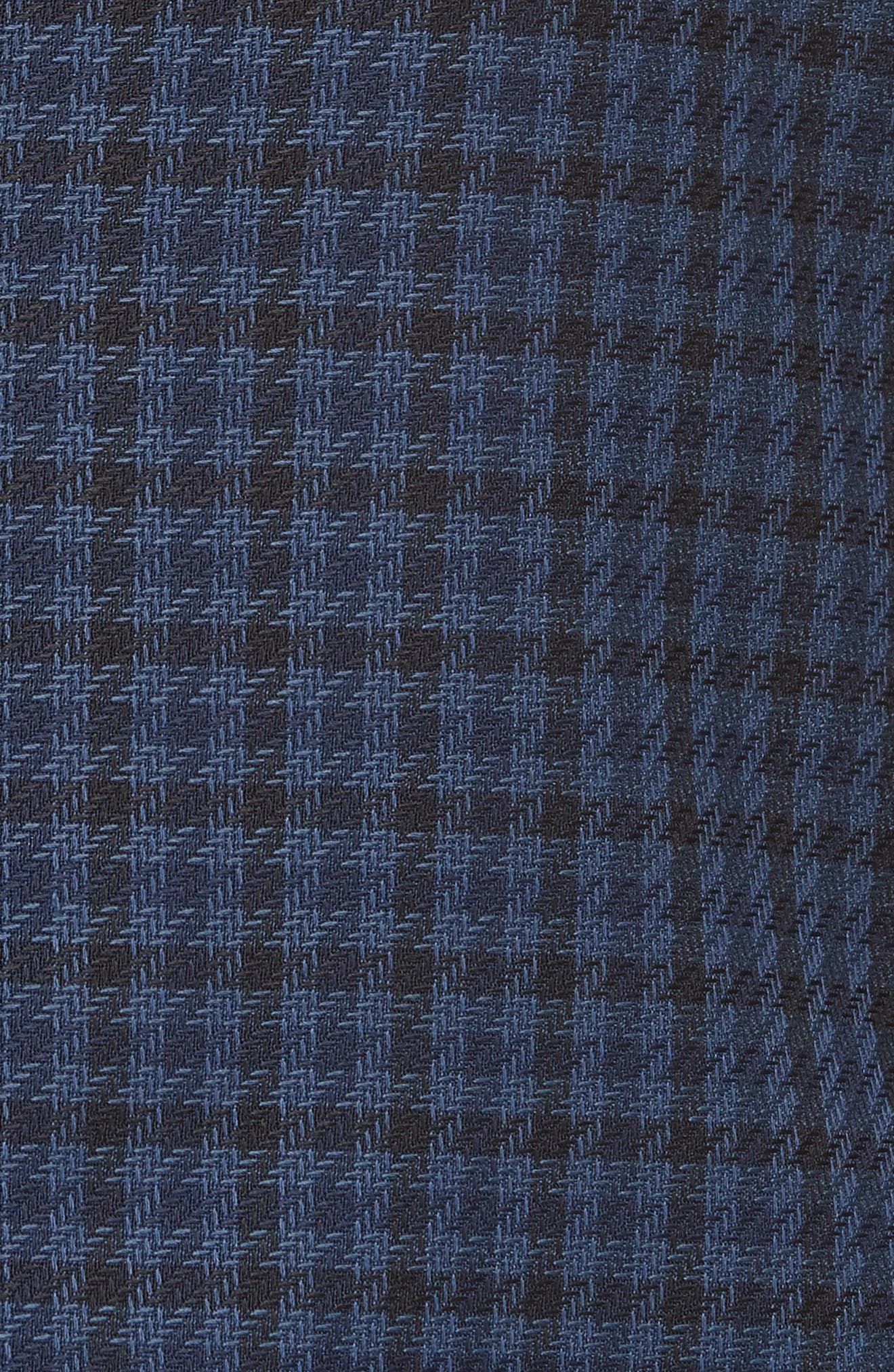 Trim Fit Houndstooth Wool Sport Coat,                             Alternate thumbnail 6, color,                             416