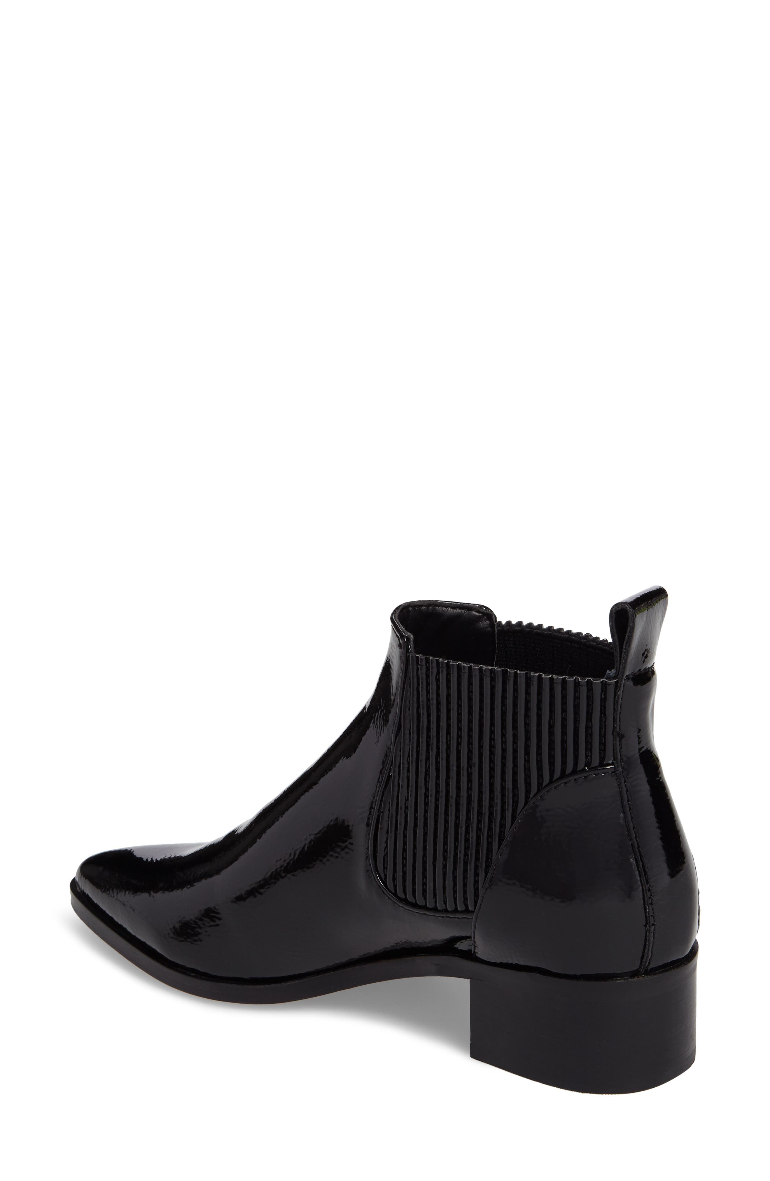 Macie Pointy Toe Chelsea Bootie,                             Alternate thumbnail 5, color,