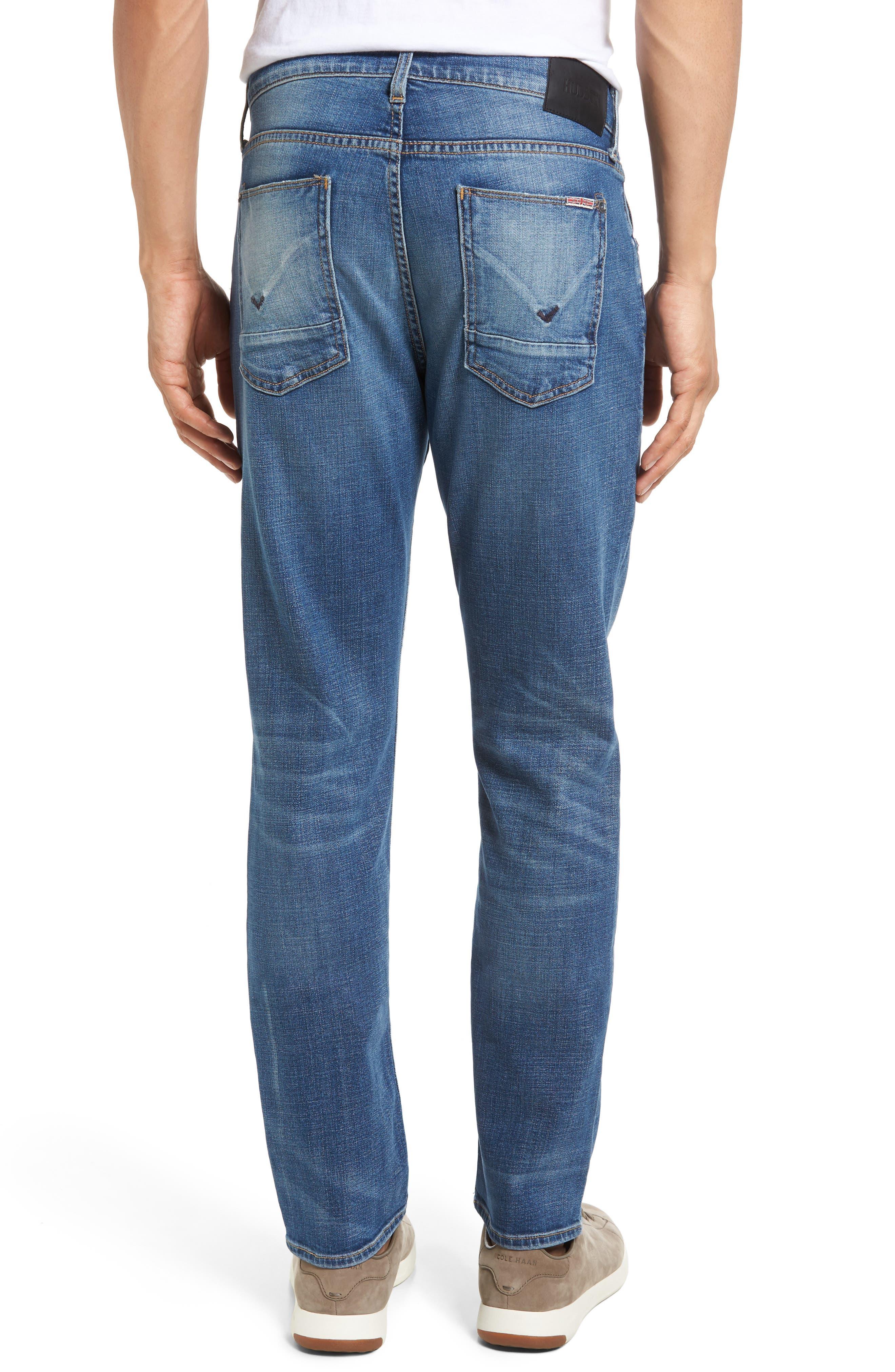 Blake Slim Fit Jeans,                             Alternate thumbnail 2, color,                             453
