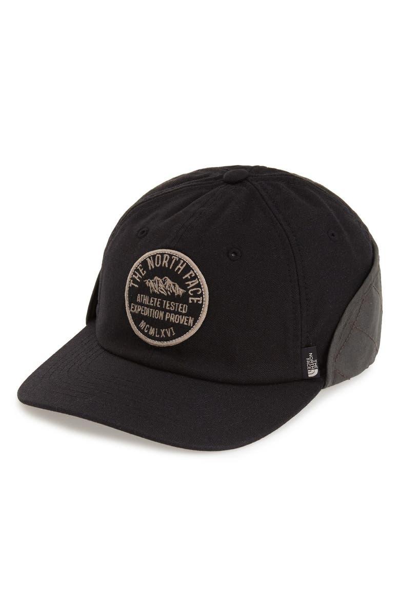 The North Face Earflap Baseball Cap  d5bde980510