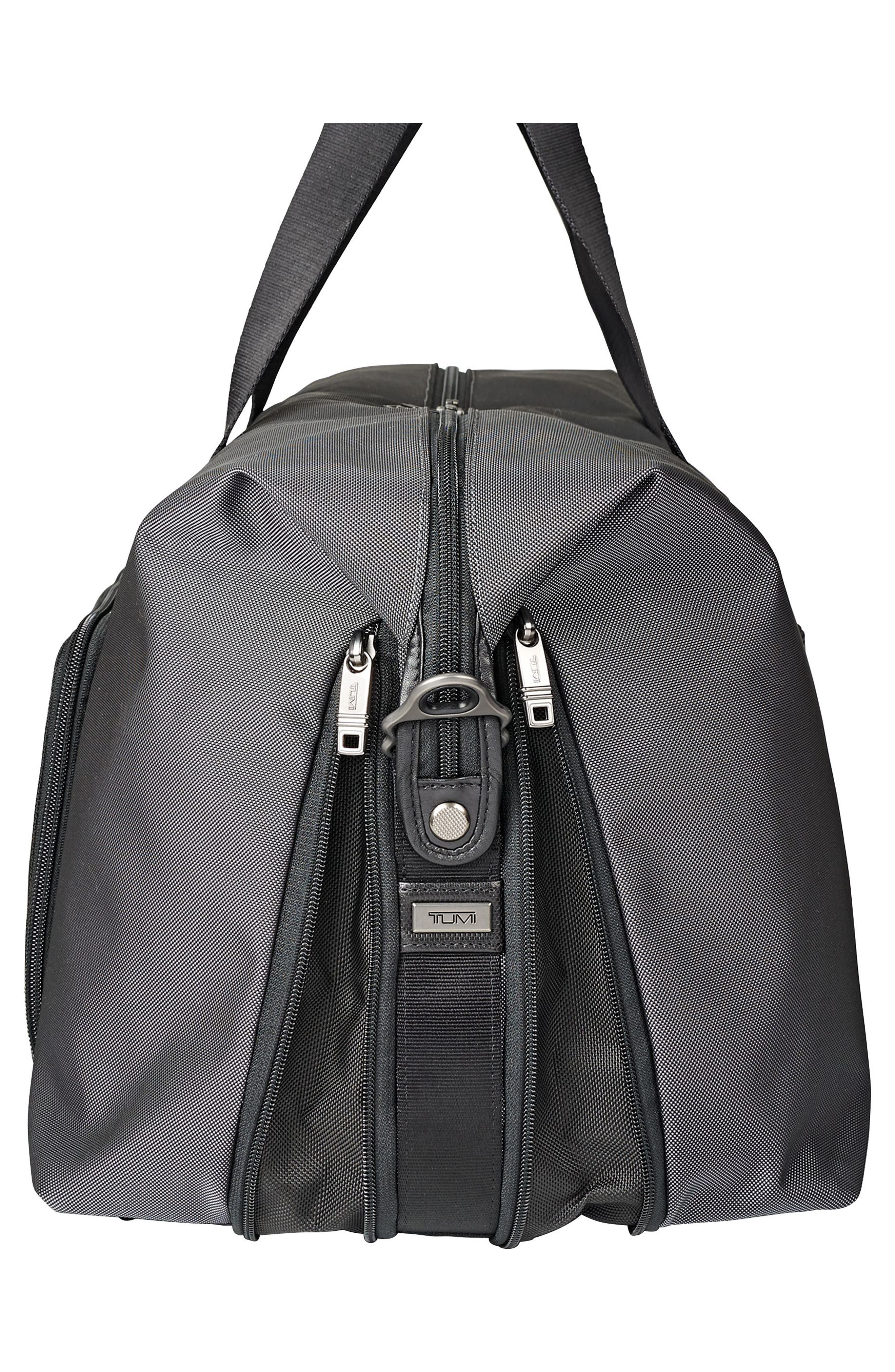 Alpha 2 - Travel Satchel,                             Alternate thumbnail 3, color,                             PEWTER