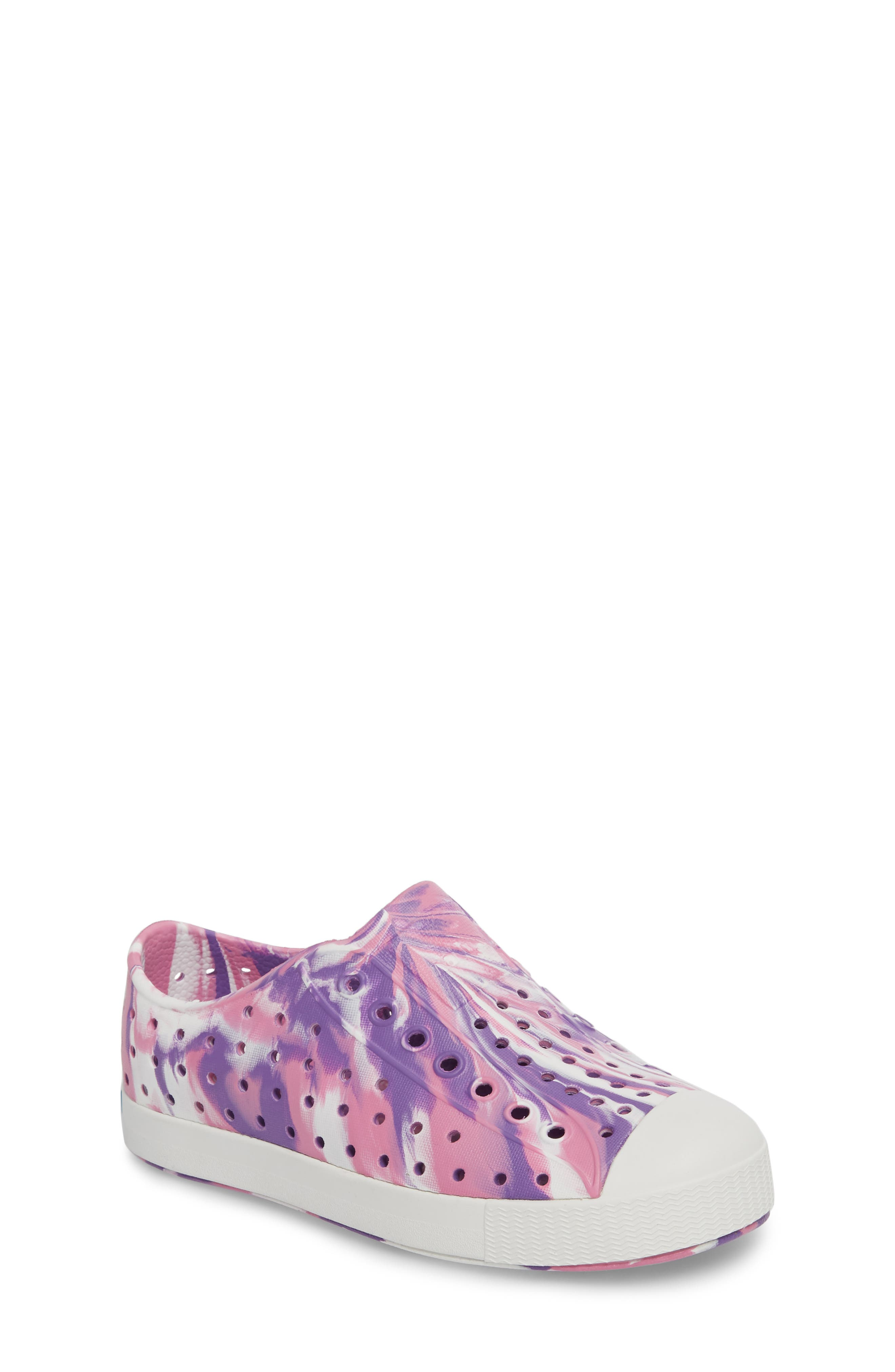 Jefferson - Marbled Perforated Slip-On,                             Main thumbnail 6, color,
