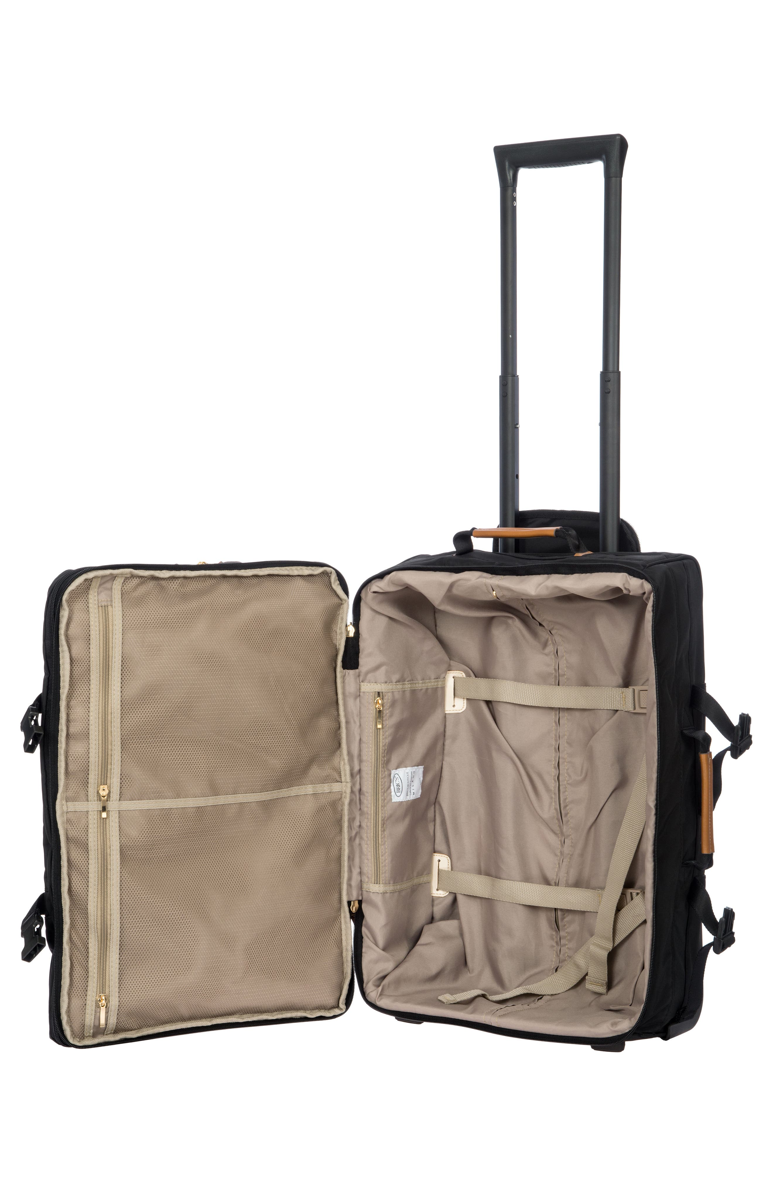 Montagna 21-Inch Wheeled Carry-On,                             Alternate thumbnail 2, color,                             BLACK