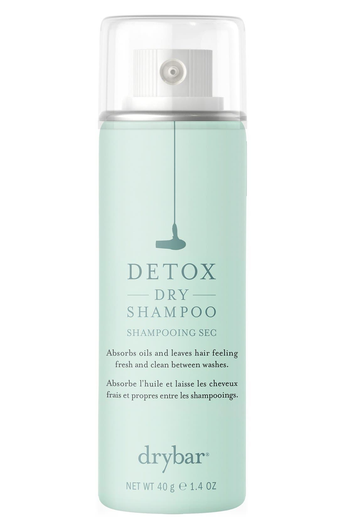 Detox Original Scent Dry Shampoo,                             Alternate thumbnail 3, color,                             NO COLOR