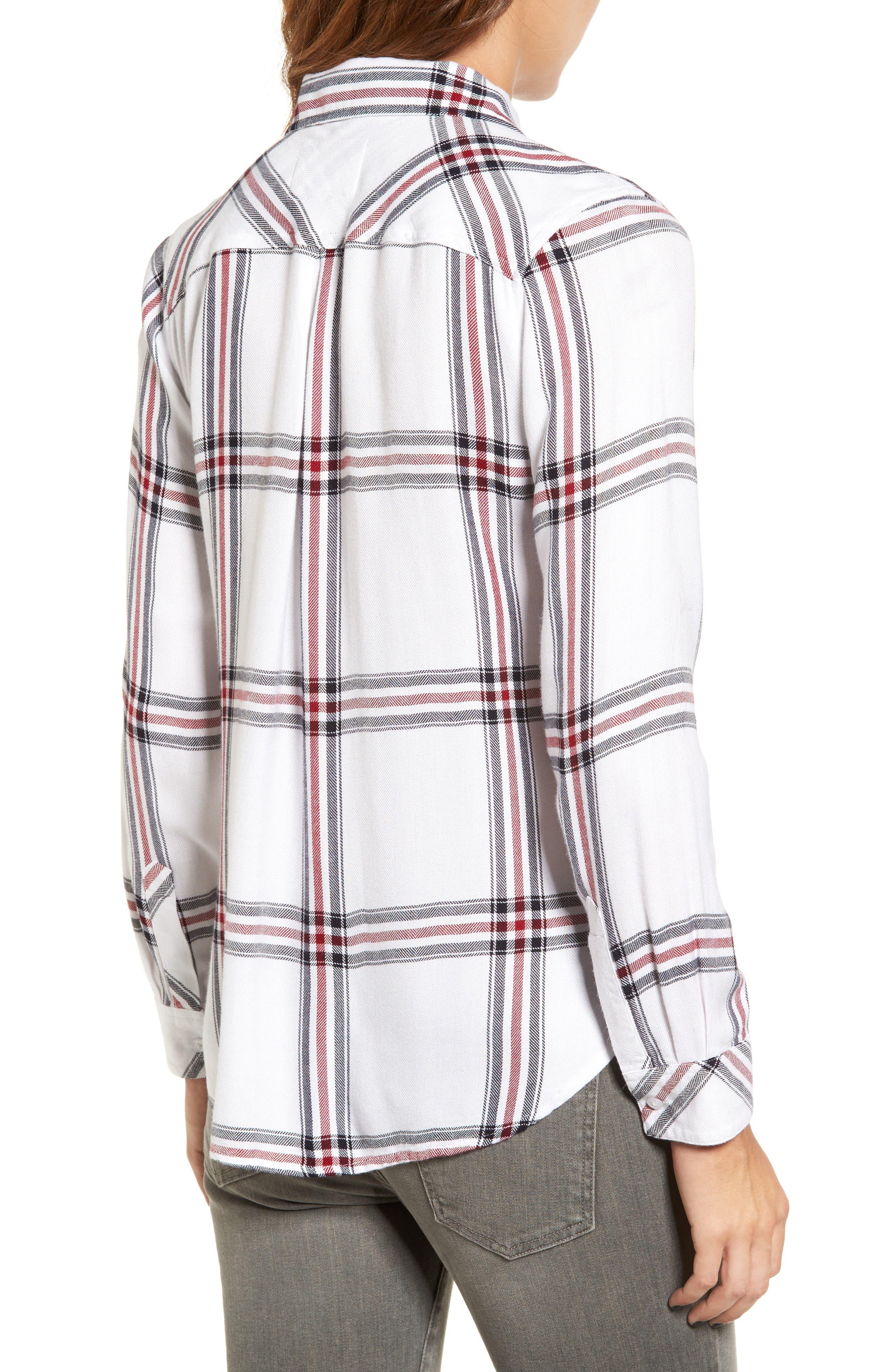 Hunter Plaid Shirt,                             Alternate thumbnail 239, color,