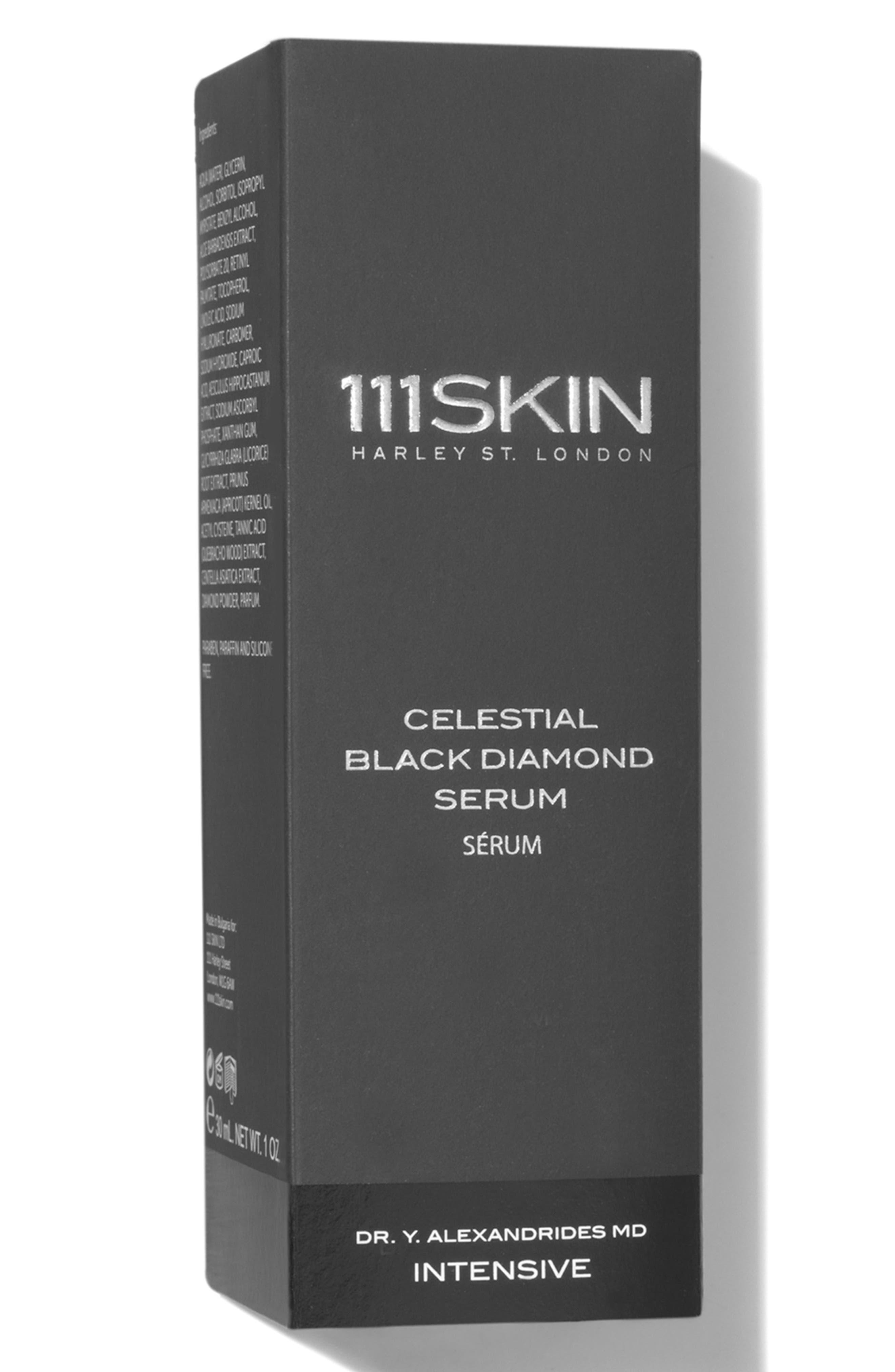 SPACE.NK.apothecary 111SKIN Celestial Black Diamond Serum,                             Alternate thumbnail 4, color,                             NO COLOR