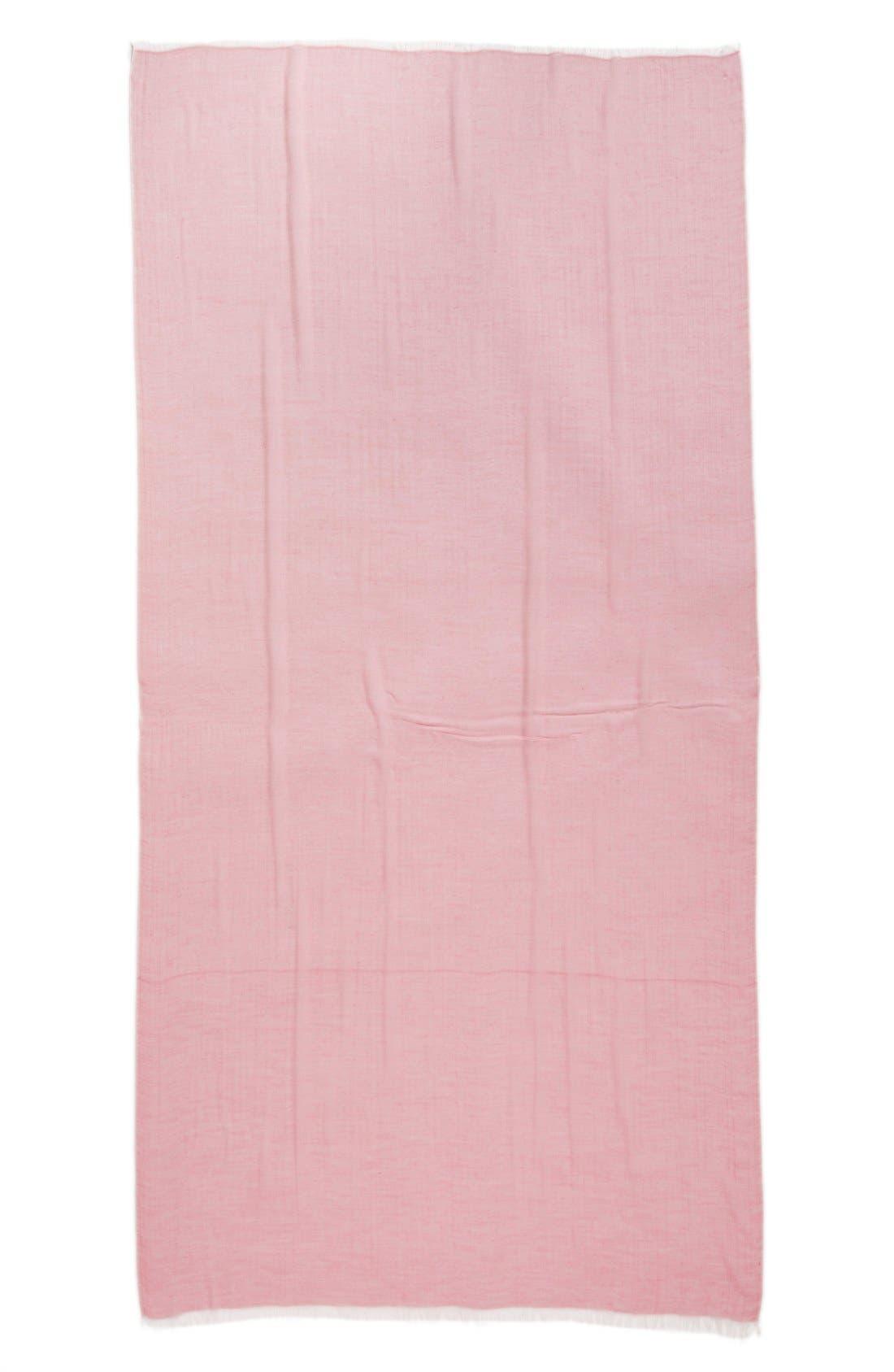 Modal Silk Blend Scarf,                             Alternate thumbnail 69, color,