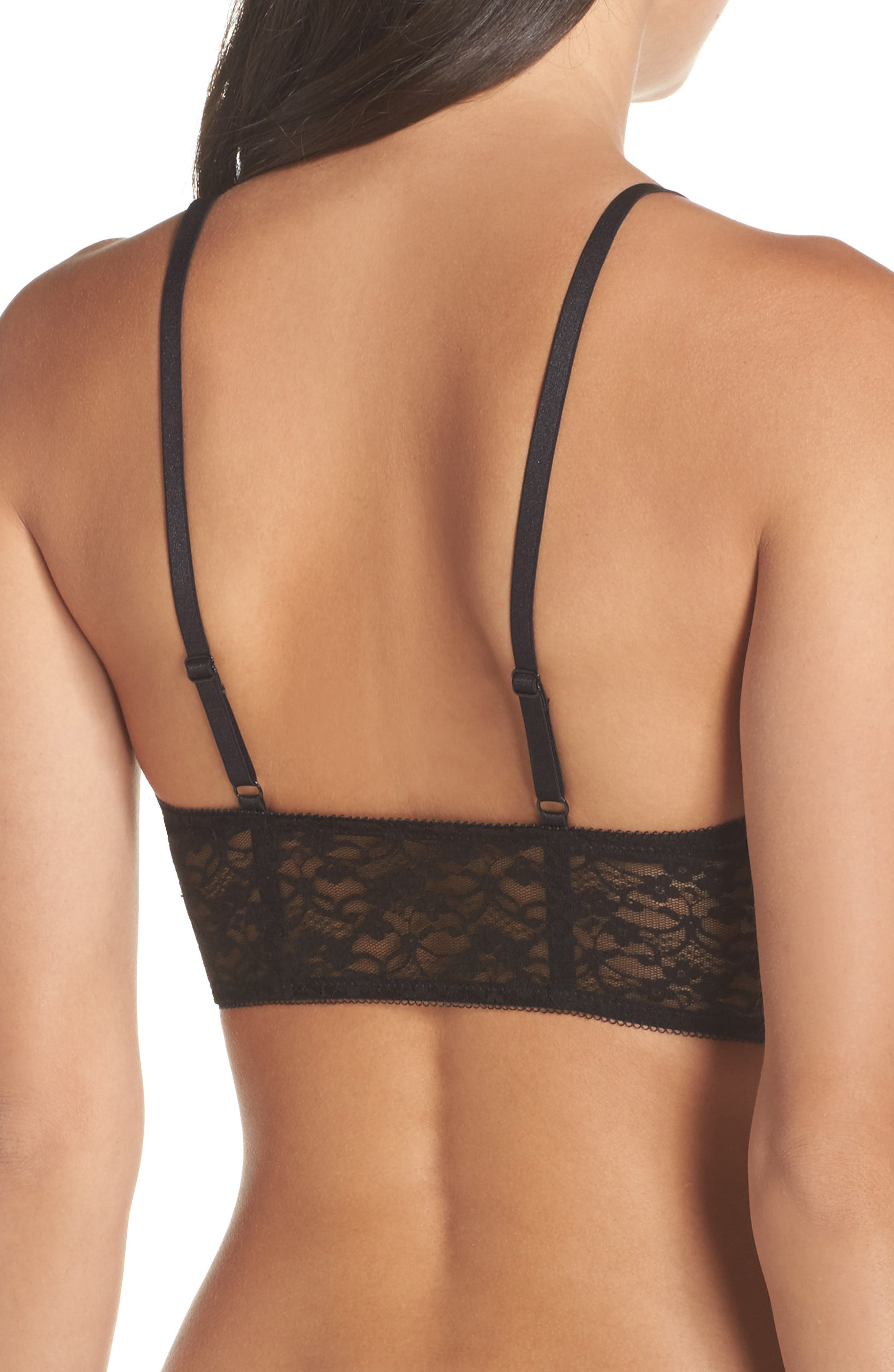 Intimately FP Alina Soft Cup Bra,                             Alternate thumbnail 2, color,                             001