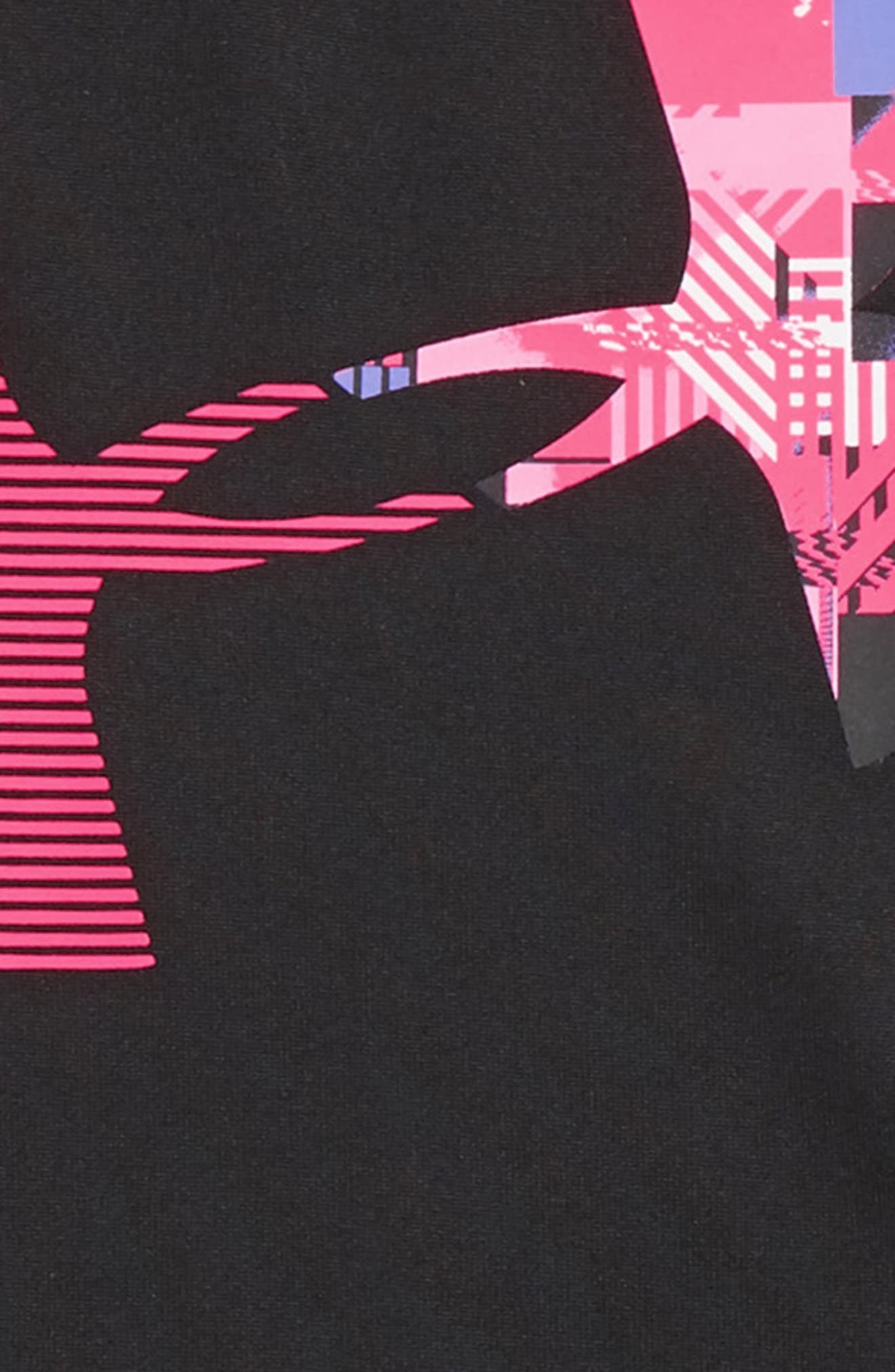 Interface Bodysuit & Leggings Set,                             Alternate thumbnail 2, color,                             BLACK