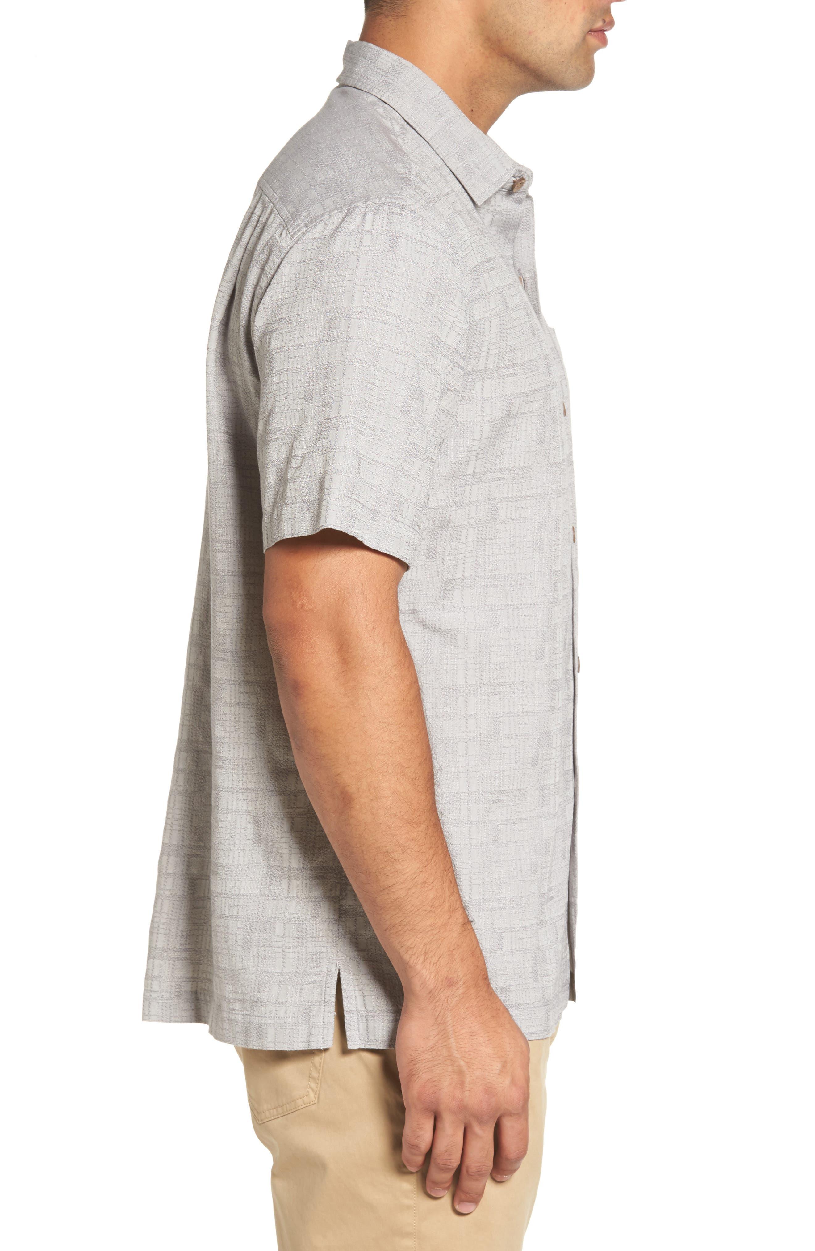 Oceanside Woven Shirt,                             Alternate thumbnail 16, color,