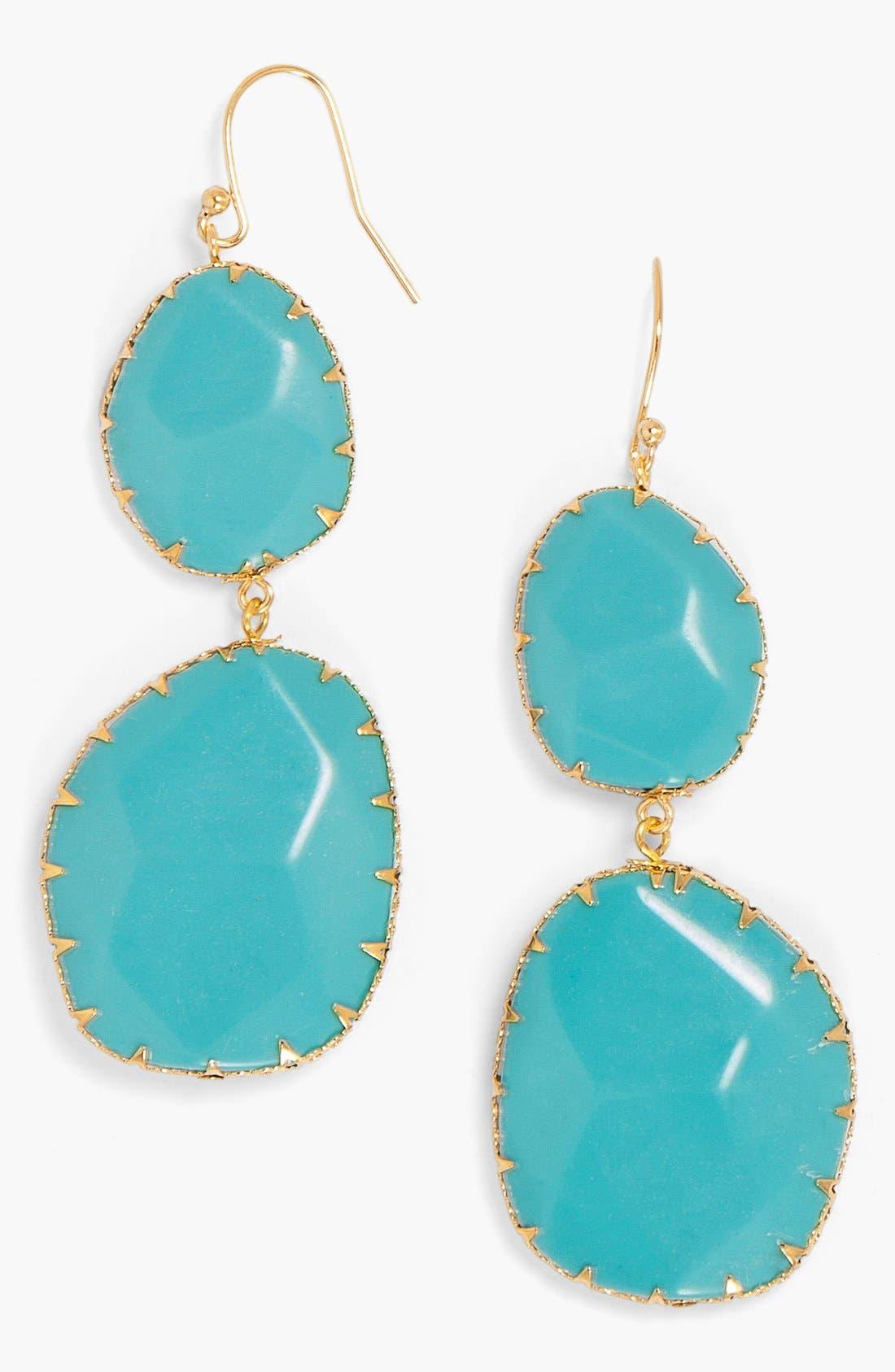'Boho' Drop Earrings,                             Main thumbnail 9, color,