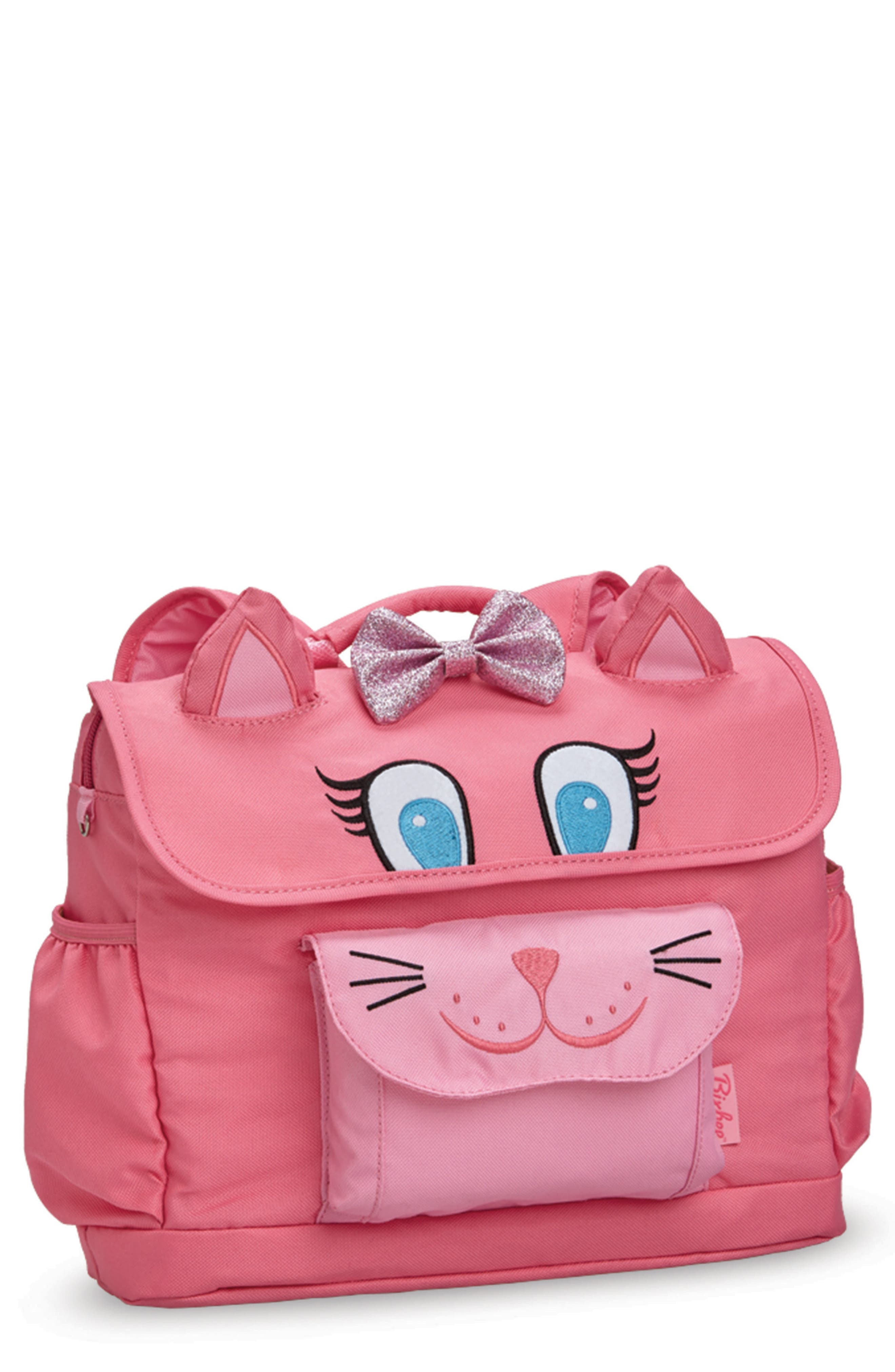 Animal Pack-Kitty Water Resistant Backpack,                             Main thumbnail 1, color,                             650