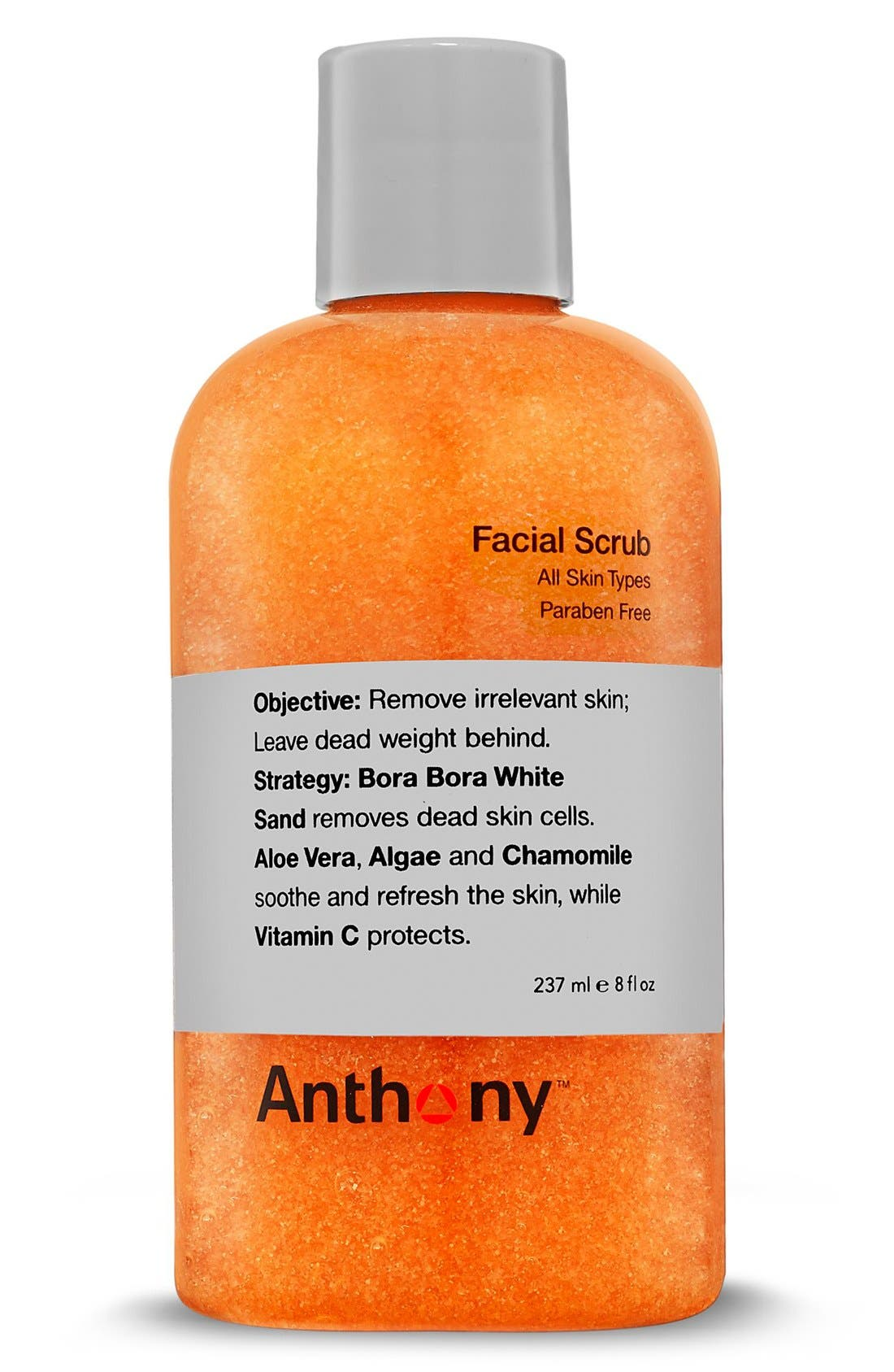 Facial Scrub,                         Main,                         color, NO COLOR