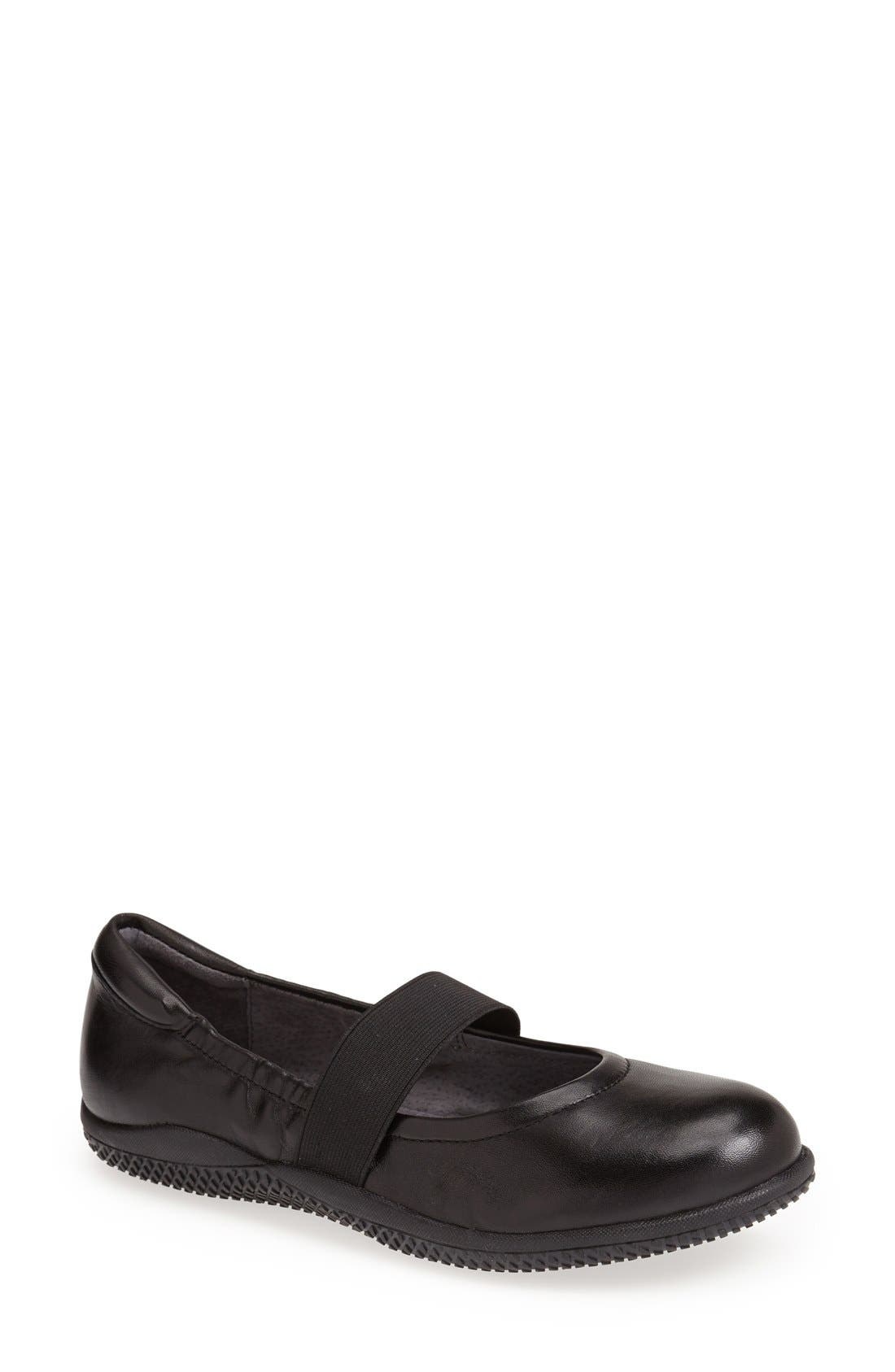 'High Point' Mary Jane Flat,                         Main,                         color, 001
