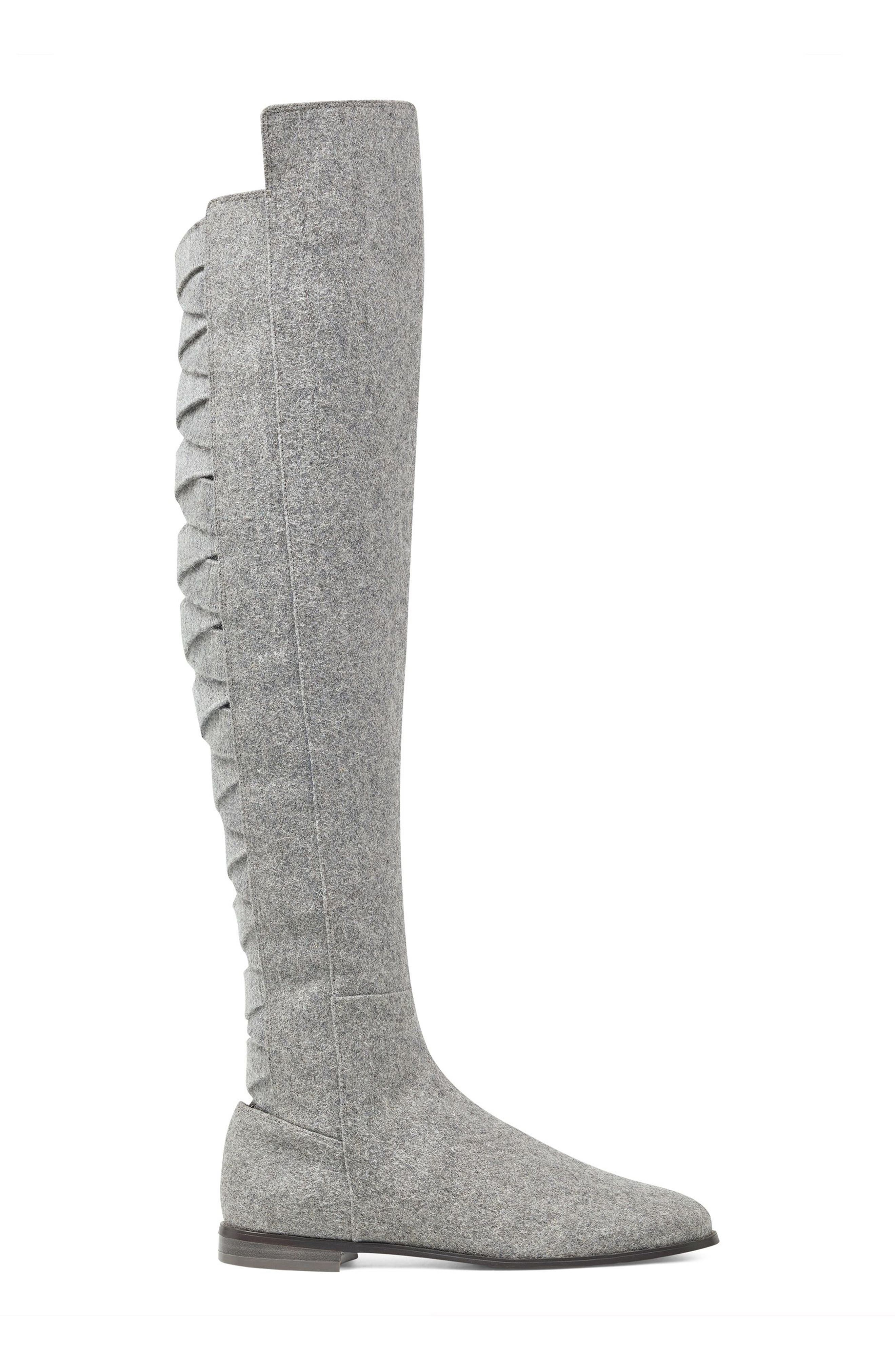 Eltynn Over the Knee Boot,                             Alternate thumbnail 6, color,