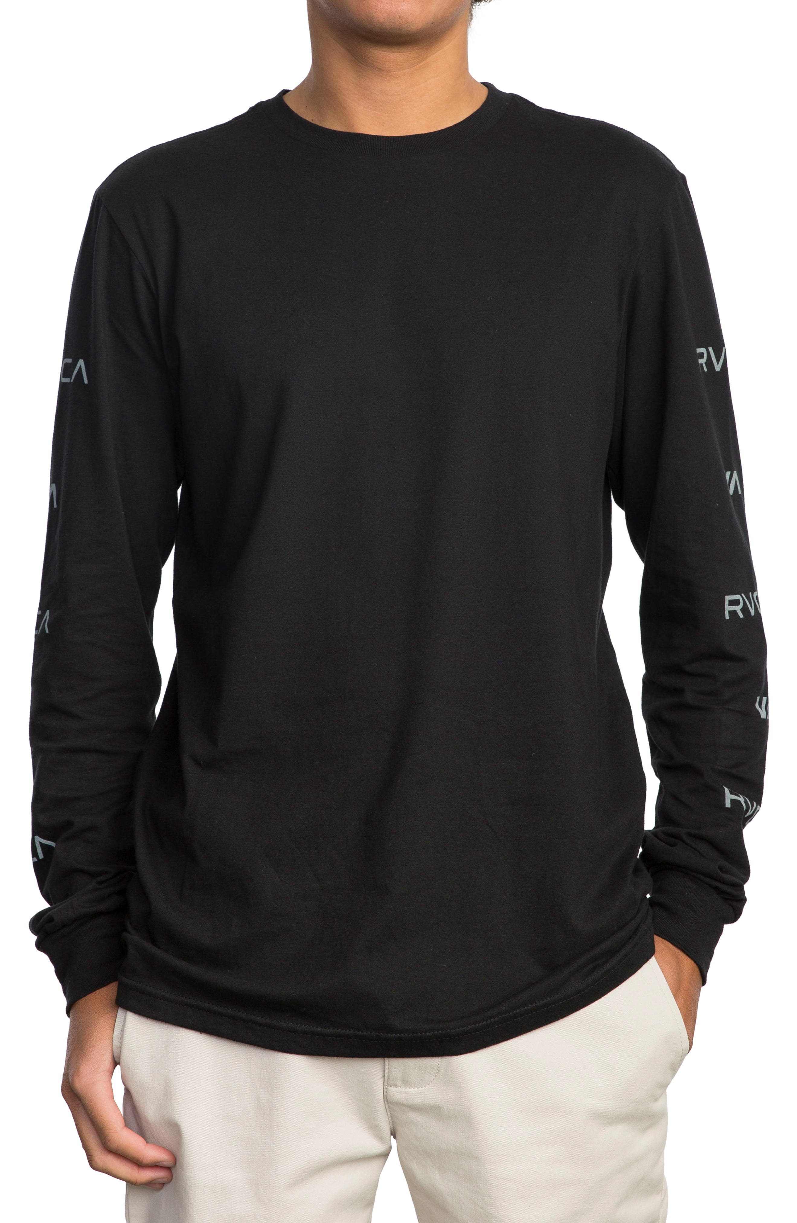 Brand Stack Graphic T-Shirt,                         Main,                         color, 001