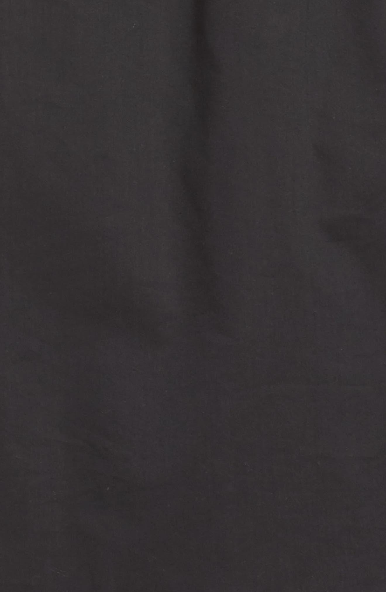 short robe,                             Alternate thumbnail 5, color,                             001