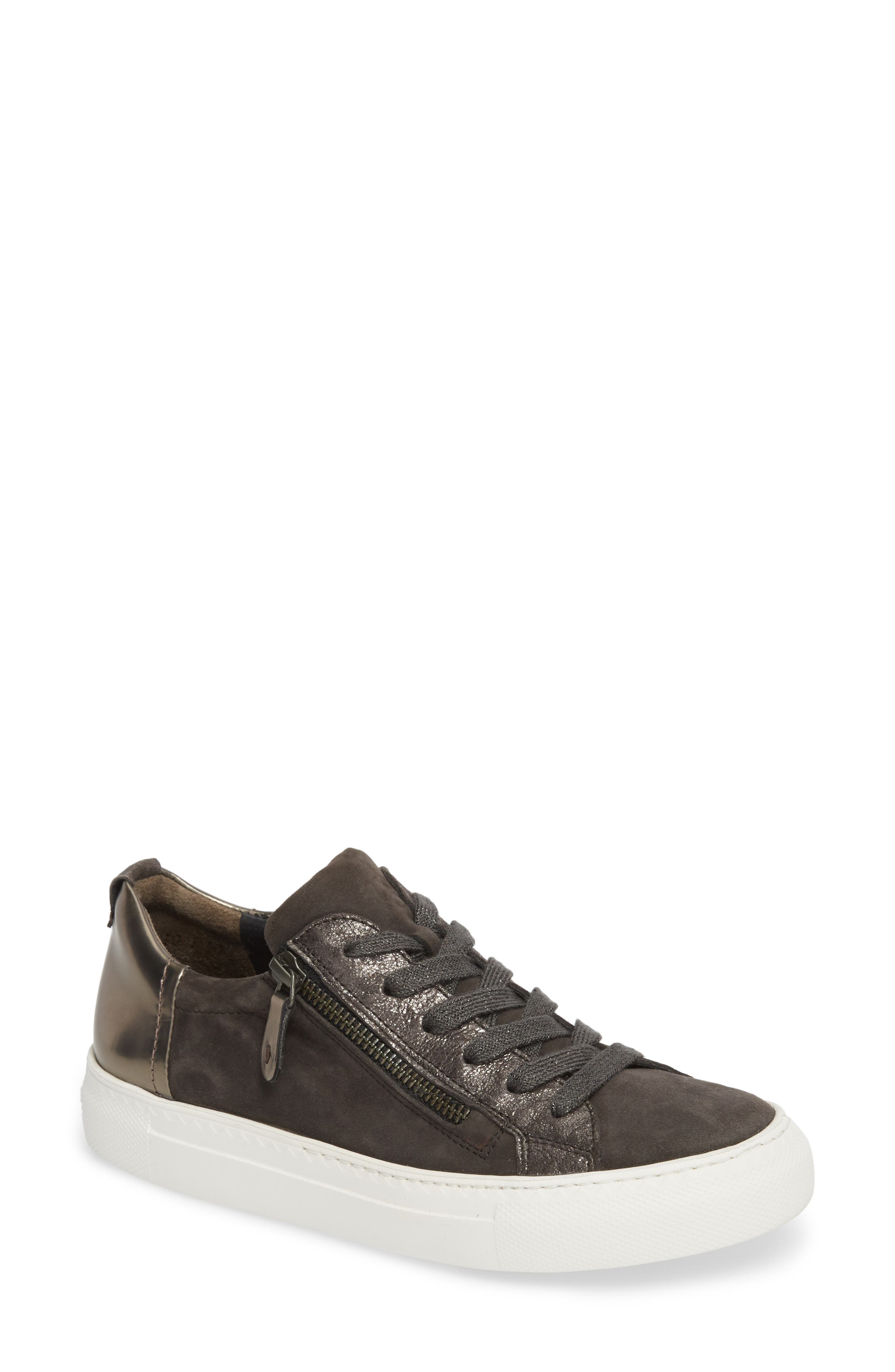 Toby Sneaker,                         Main,                         color, ANTHRAZITE PIOMBO COMBO