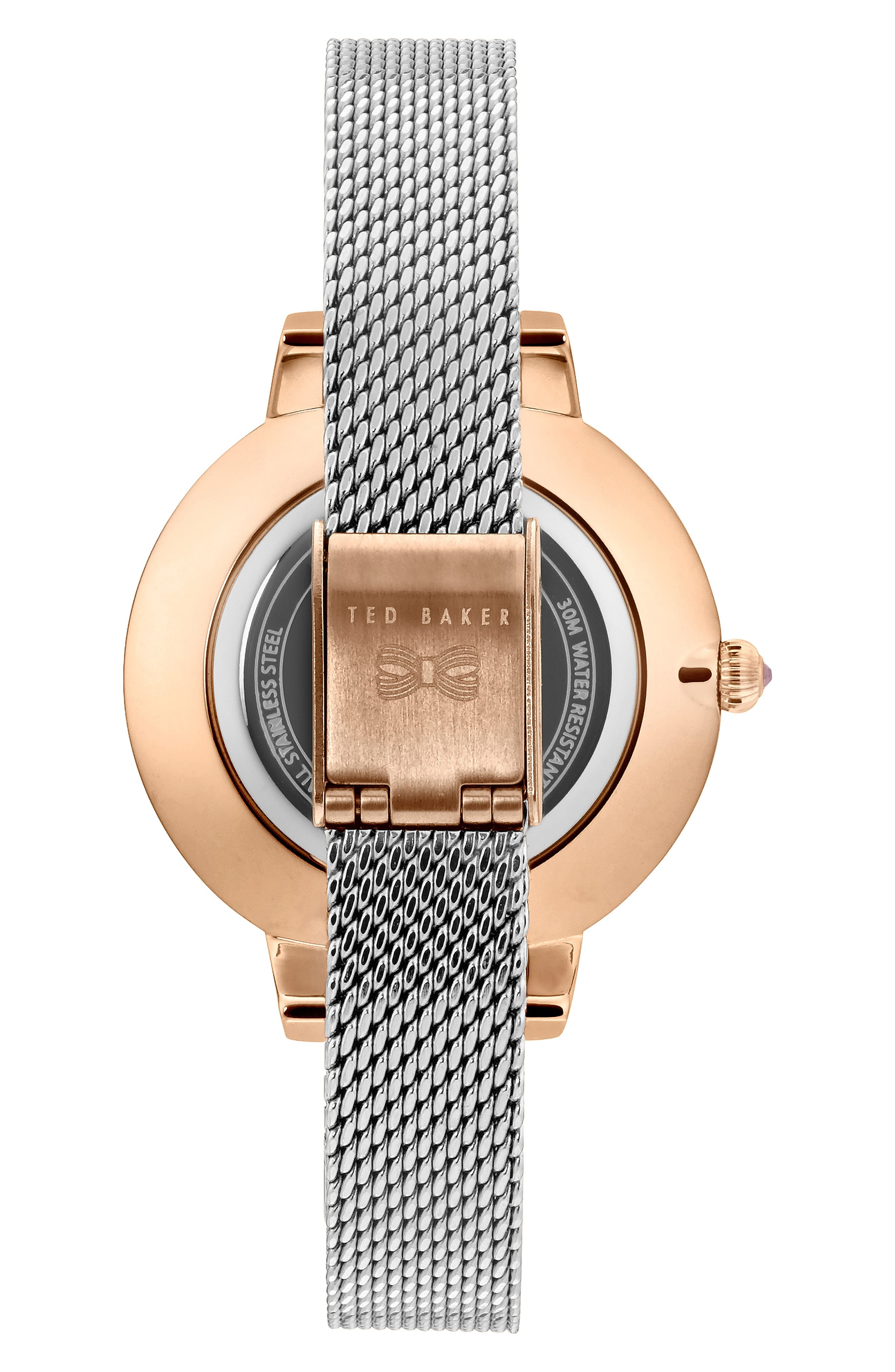 Kate Mesh Strap Watch, 32mm,                             Alternate thumbnail 2, color,                             040