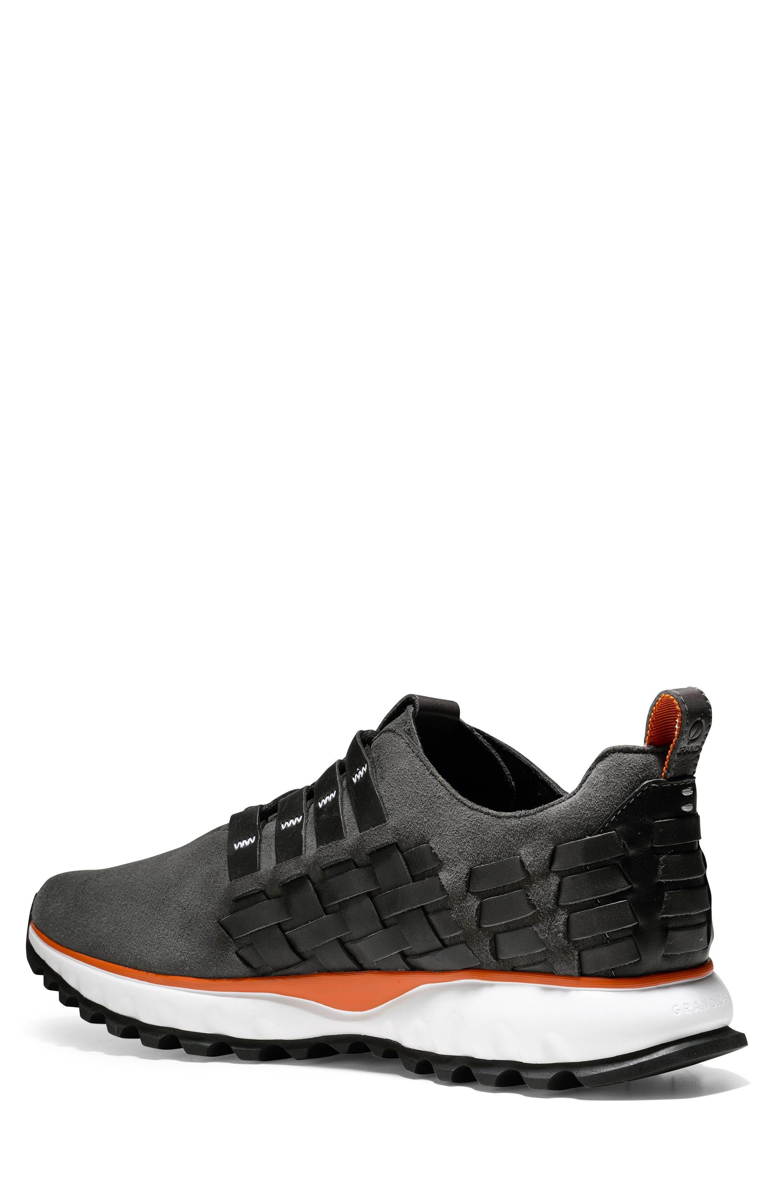 GrandExplore All Terrain Woven Sneaker,                             Alternate thumbnail 6, color,