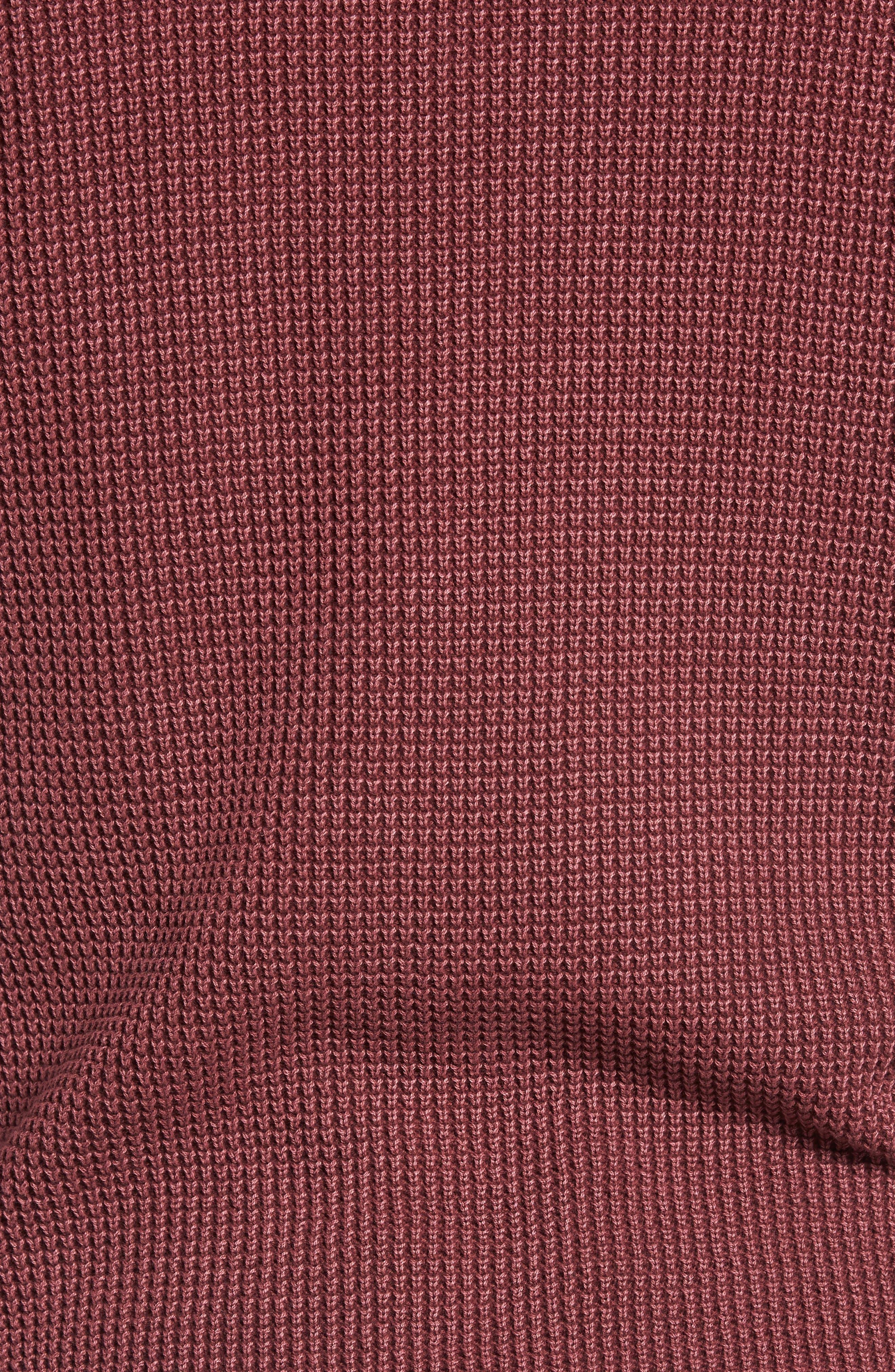 'Coastal Shores' Quarter Zip Sweater,                             Alternate thumbnail 43, color,