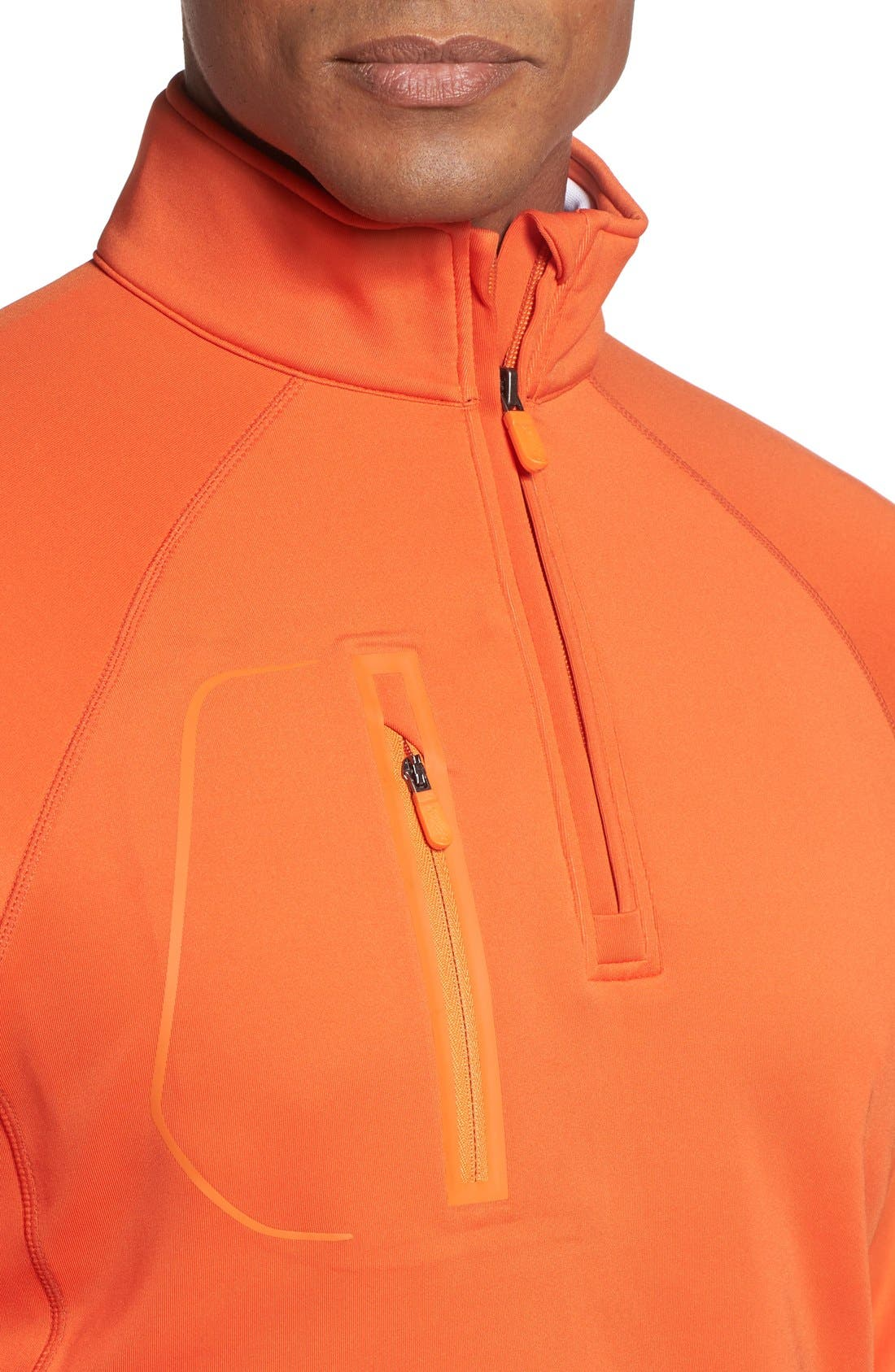 XH2O Crawford Stretch Quarter Zip Golf Pullover,                             Alternate thumbnail 52, color,